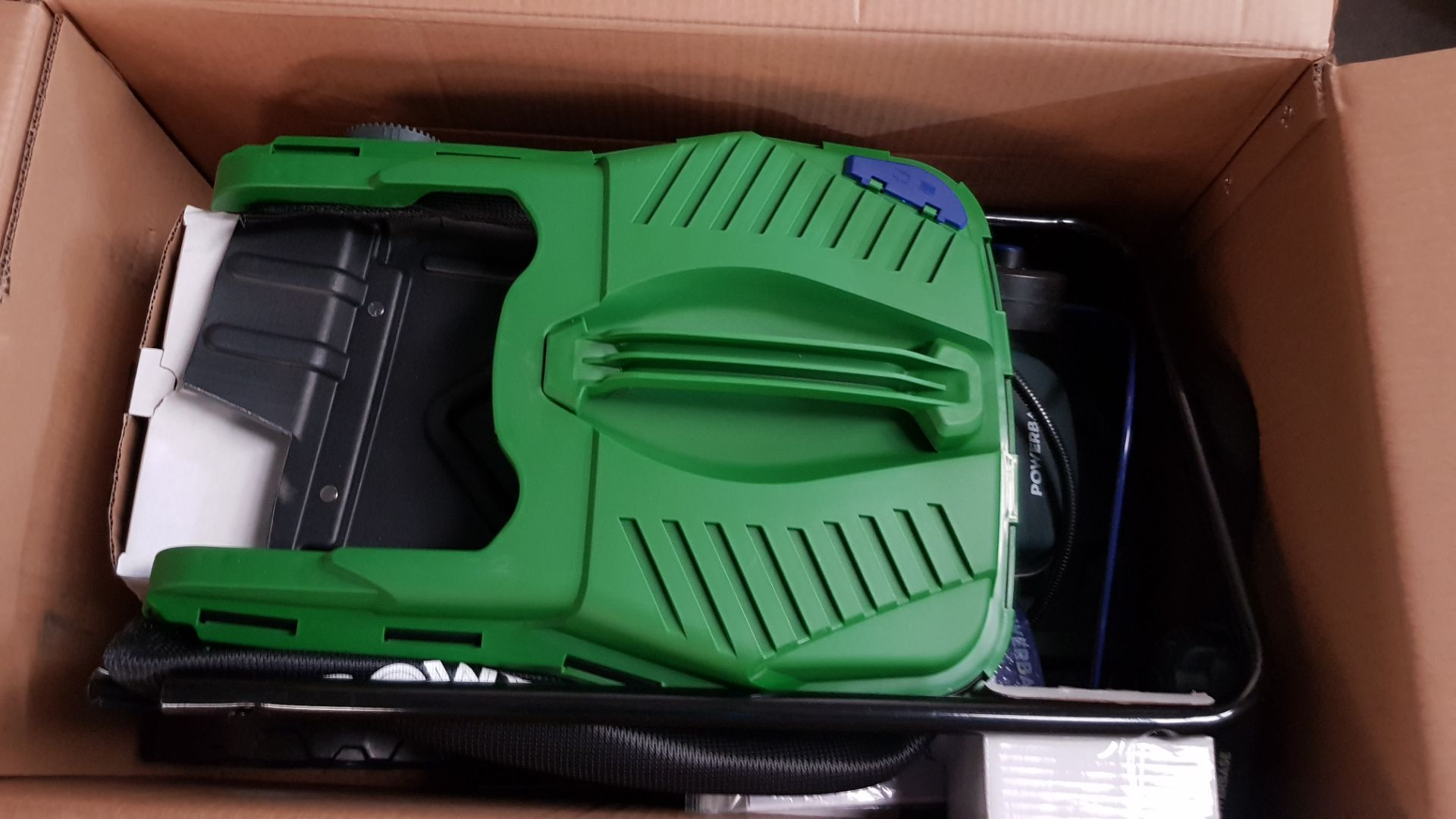 (P3) 1x Powerbase 37cm 40V Cordless Lawn Mower. RRP £199.00. Unit Appears Clean, As new & Unused. L - Image 4 of 6