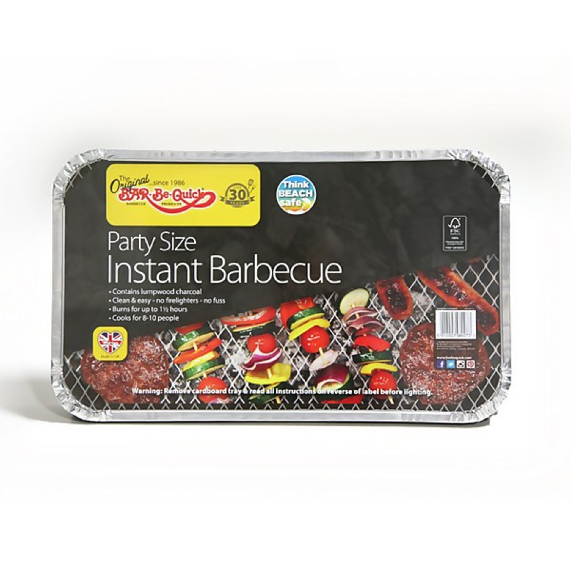 (3H) 4x BBQ Items. 1x Expert Grill The Big Portable Grill. 1x Expert Grill 75cm Barrell BBQ. 1x - Image 4 of 9