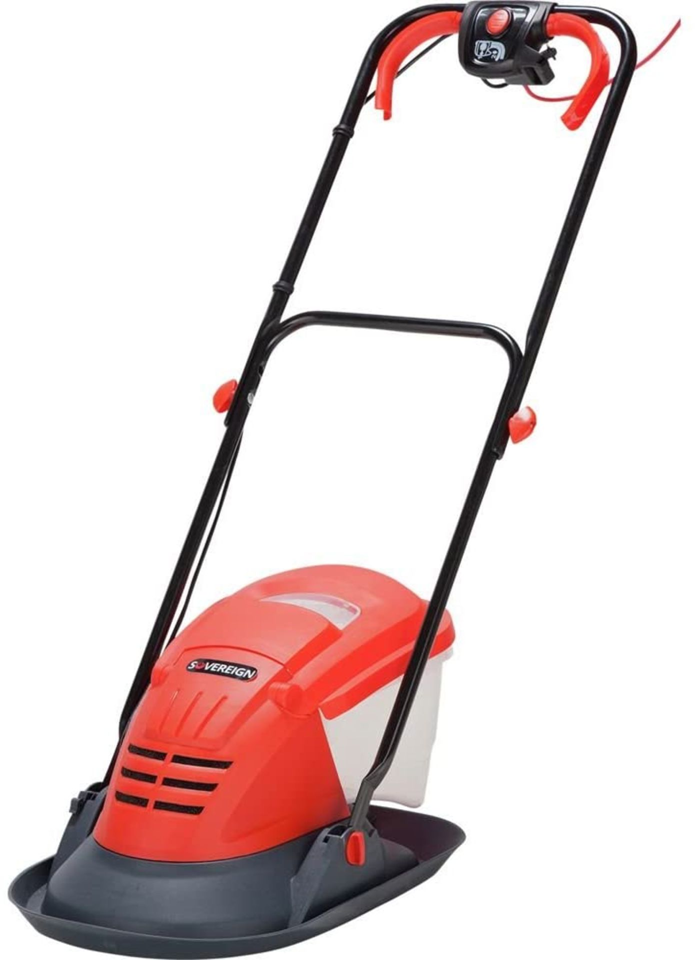 (P9) 2x Items. 1x Flymo EasiGlide 360V Electric Hover Collect Lawnmower RRP £139. 1x Sovereign 29c - Image 3 of 4