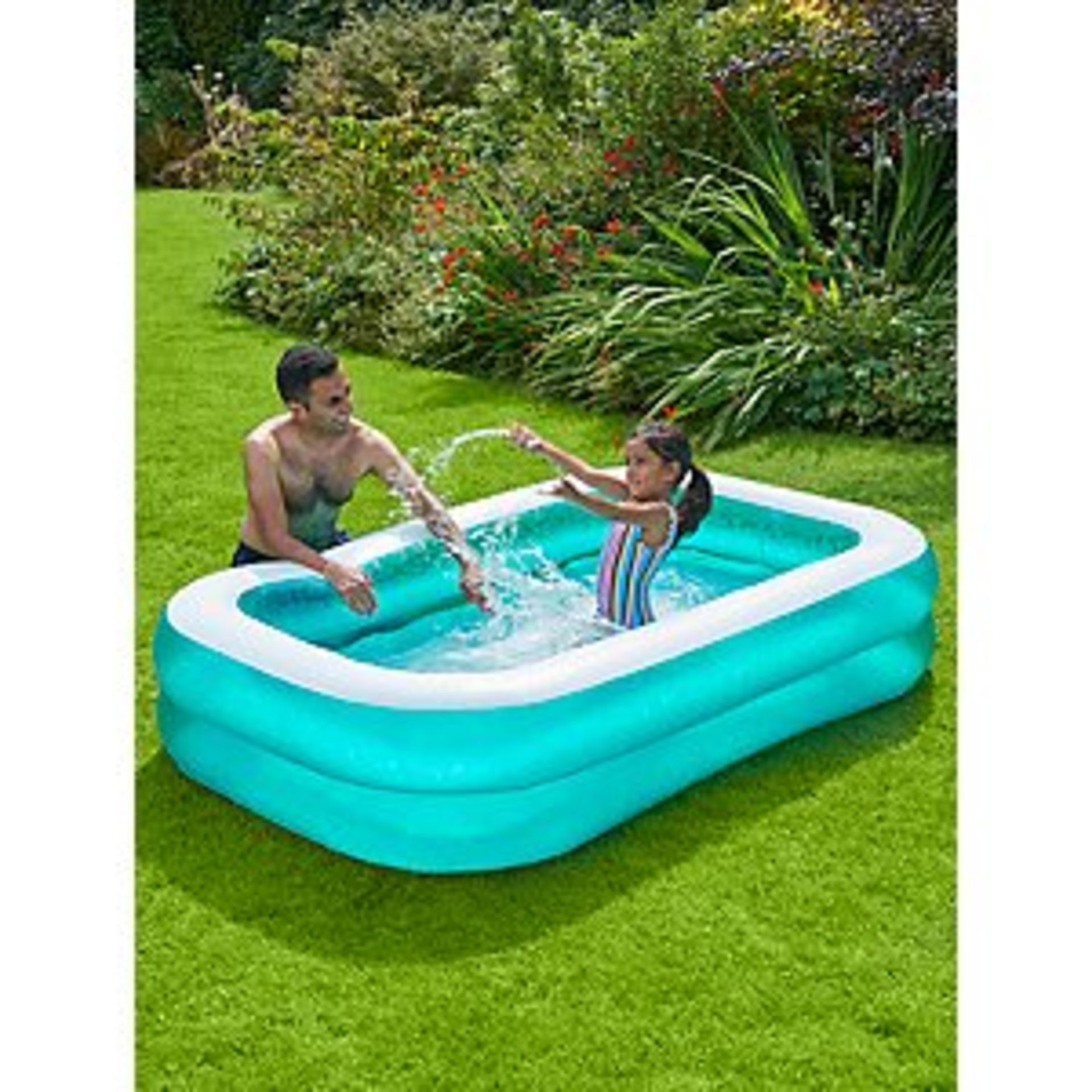 (3H) 15x Mixed Kid Connection Inflatable Items. To Inc 1x Swim Centre Family Lounge Pool. 1x 3 Rin