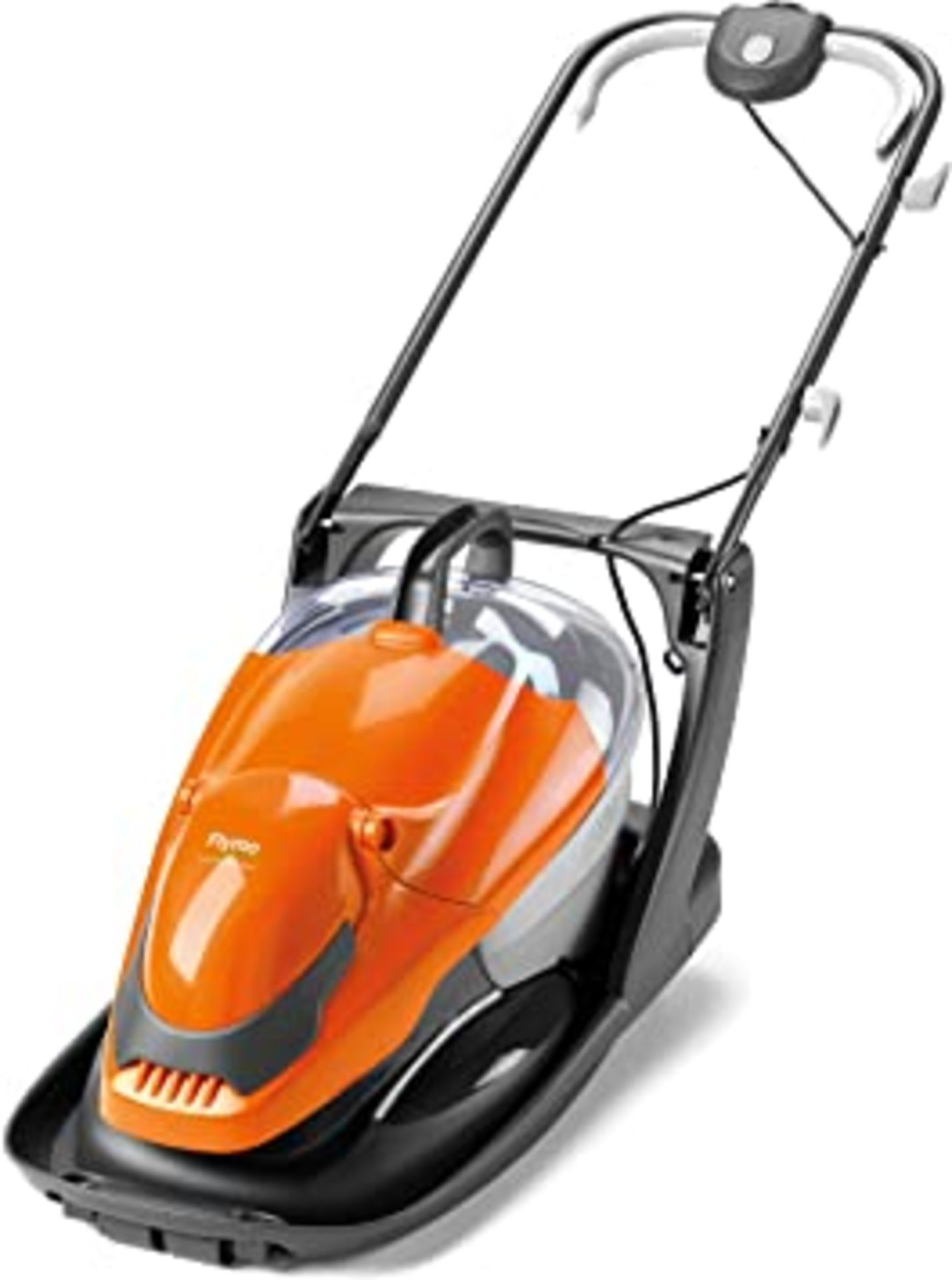 (P6) 1x Flymo EasiGlide 300 Hover Collect Lawnmower RRP £99. New Item – Damage To Box. - Image 2 of 4