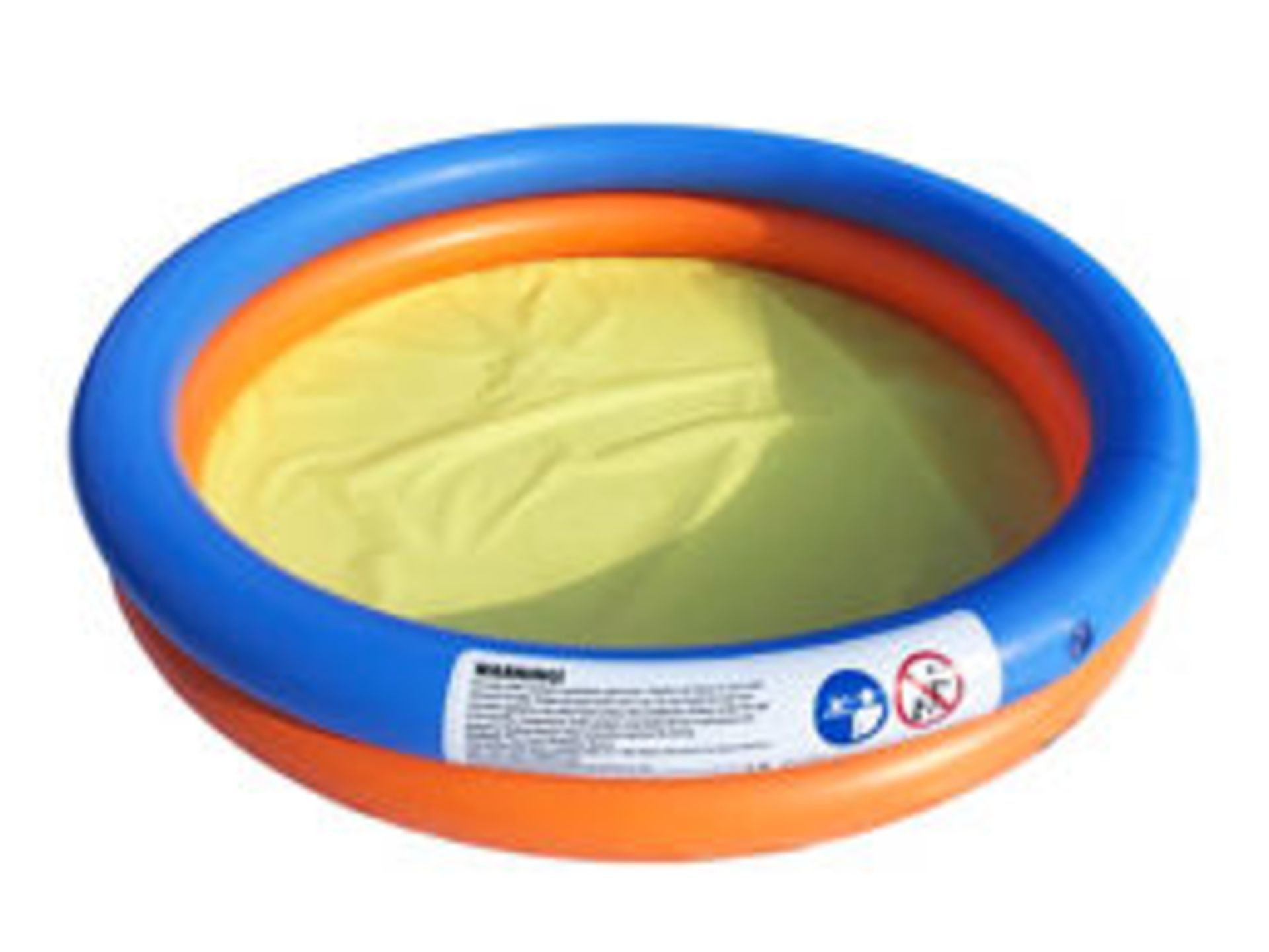 (3H) 15x Mixed Kid Connection Inflatable Items. To Inc 1x Swim Centre Family Lounge Pool. 1x 3 Rin - Image 2 of 3