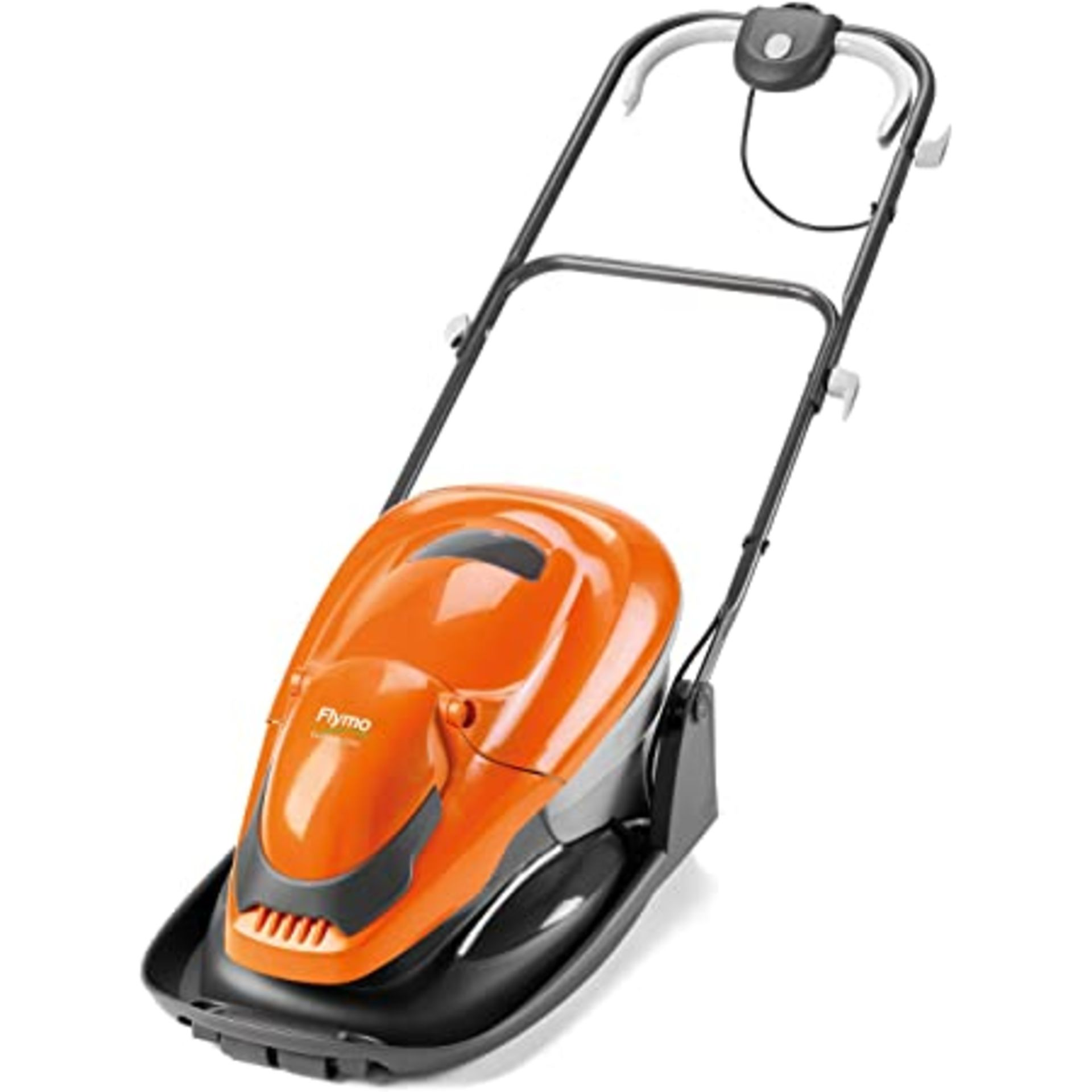 (P7) 2x Flymo EasiGlide 300 Electric Hover Collect Lawnmower RRP £139 Each. - Image 2 of 3