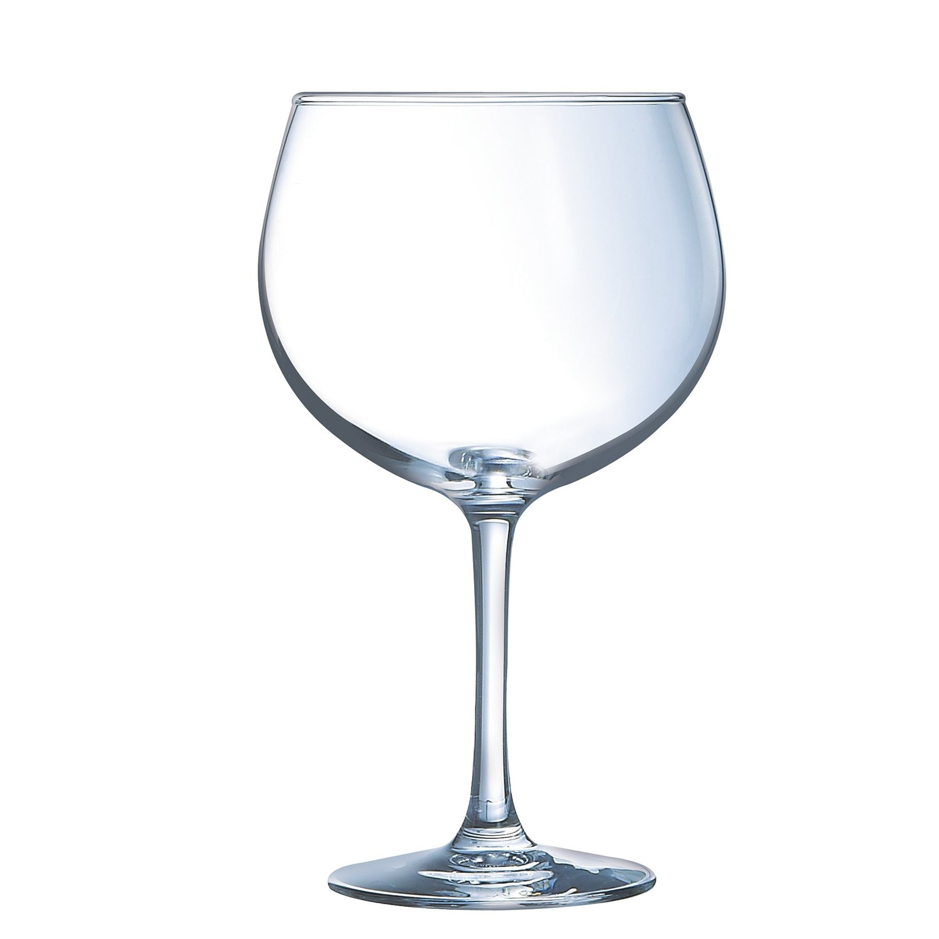 Glass Lot – Approx. 65x Items. To Include 16x Wine Glasses. 3x Large Gin Glasses. 12x Soda Glasses. - Image 3 of 21