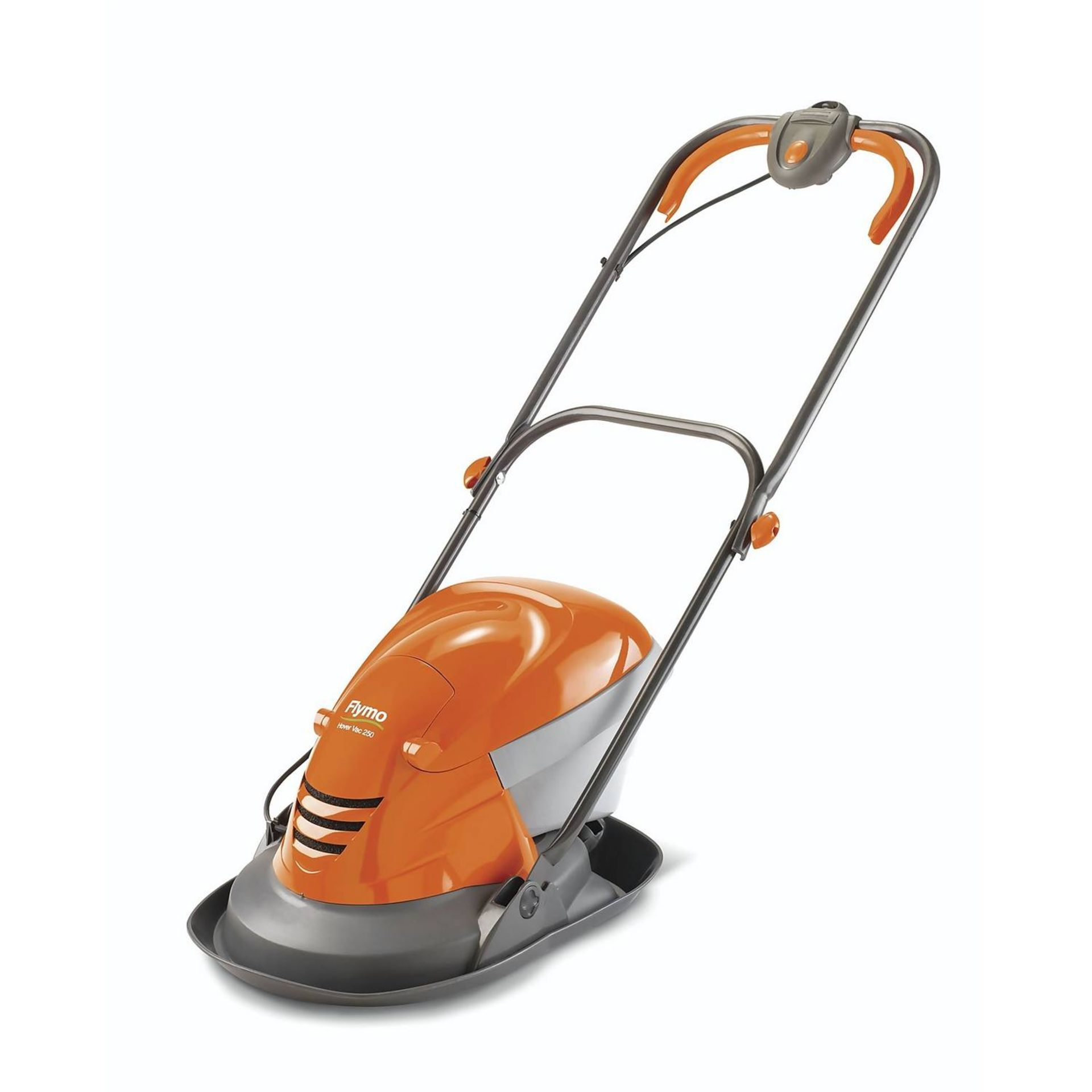 (P8) 1x Flymo Hover Vac 250 RRP £80. Contents Appear Clean, Unused.