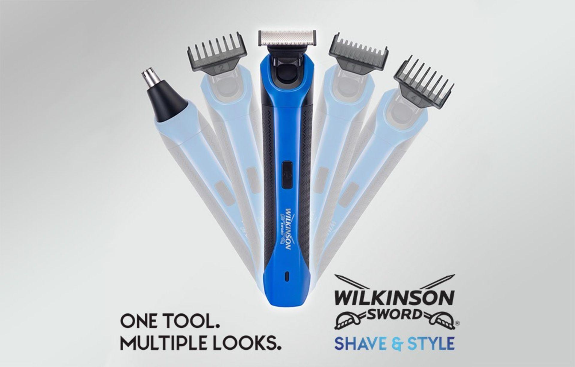 (15) 3x Grooming Items. 1x Carmen Men's Grooming Set. 1x Boston King C Gillette Beard Trimmer. 1x W - Image 4 of 9