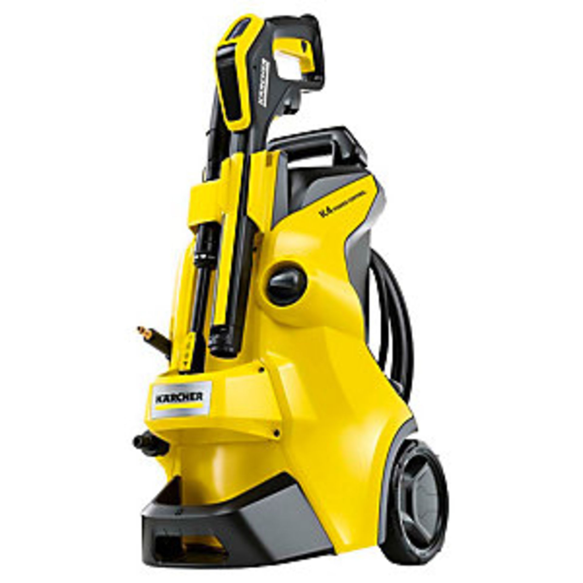 (P2) 1x Karcher K4 Power Control High Pressure Washer. RRP £199.99. - Image 2 of 3