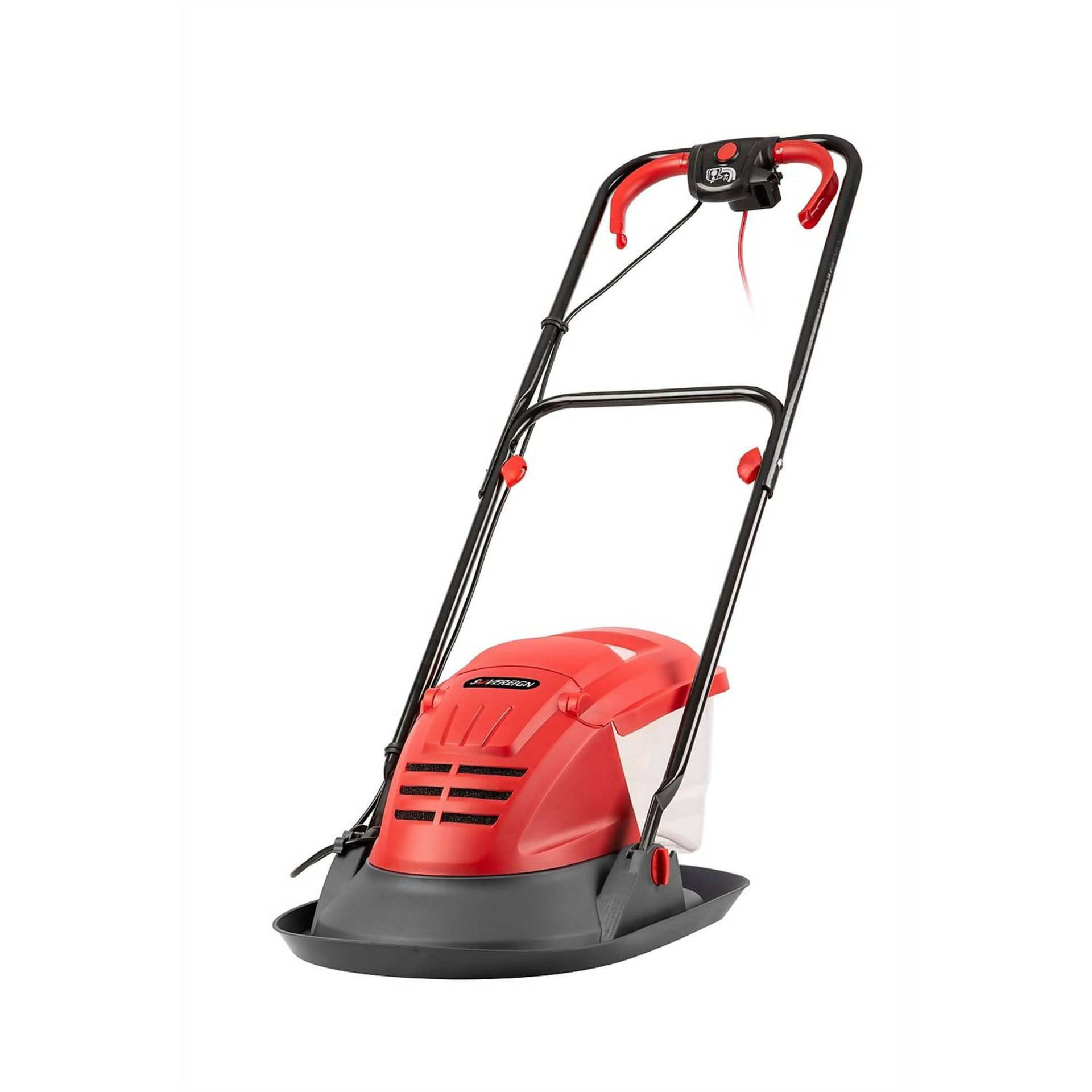 (P9) 2x Items. 1x Flymo EasiGlide 360V Electric Hover Collect Lawnmower RRP £139. 1x Sovereign 29c - Image 2 of 4
