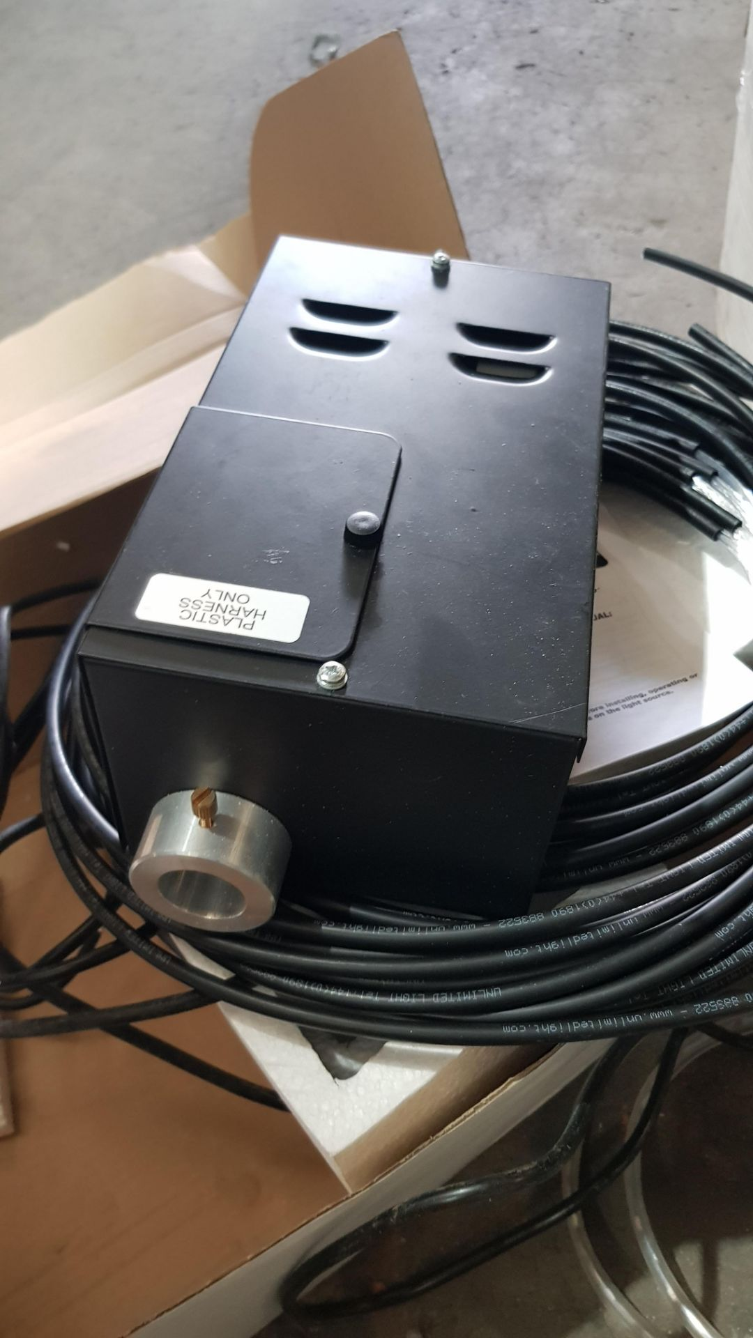 (3F) Fibre Optic / LED Lighting Lot. To Include 1x Optic Lighting InFloor Fibre Optic Lighting Kit. - Image 8 of 12