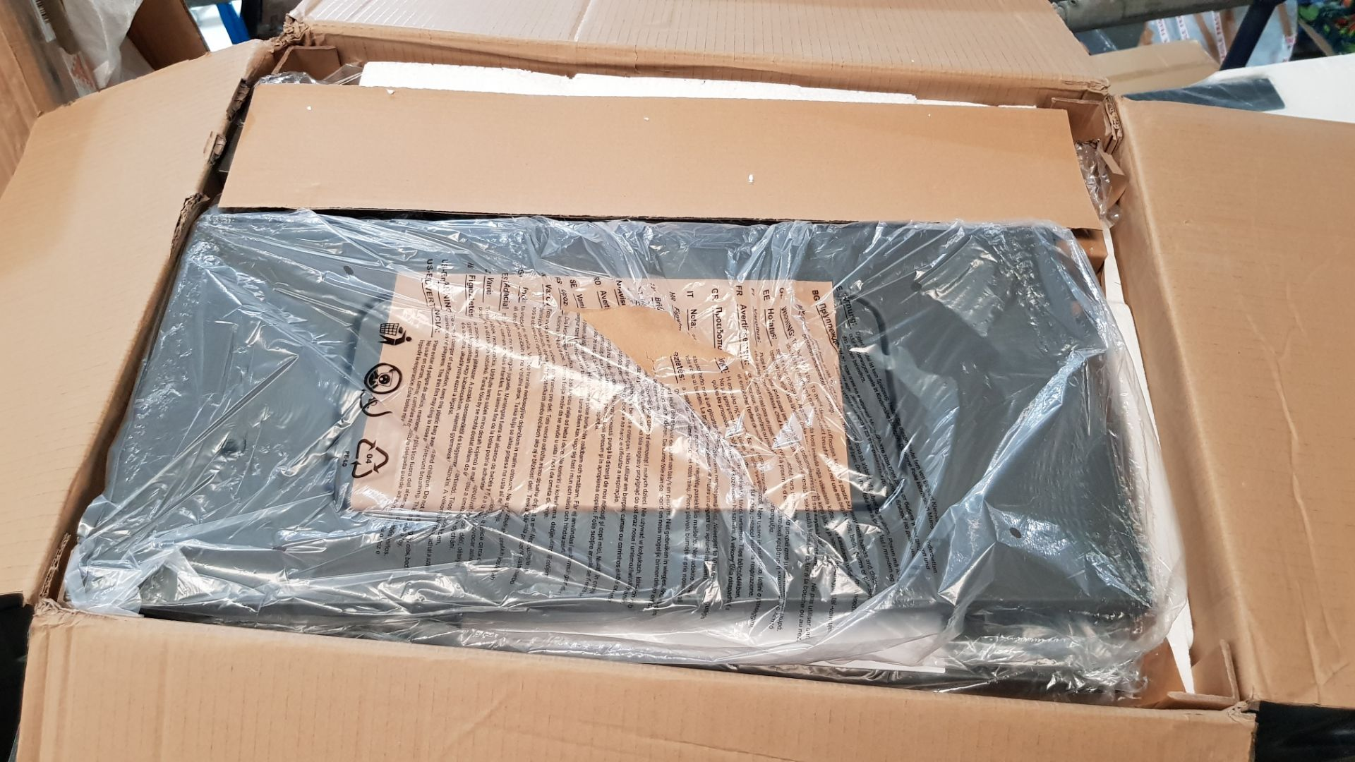 (P10) 1x Texas Franklin Charcoal BBQ. RRP £180.00. Unit Appears Unused, As New, Contents Have Not P - Image 4 of 4