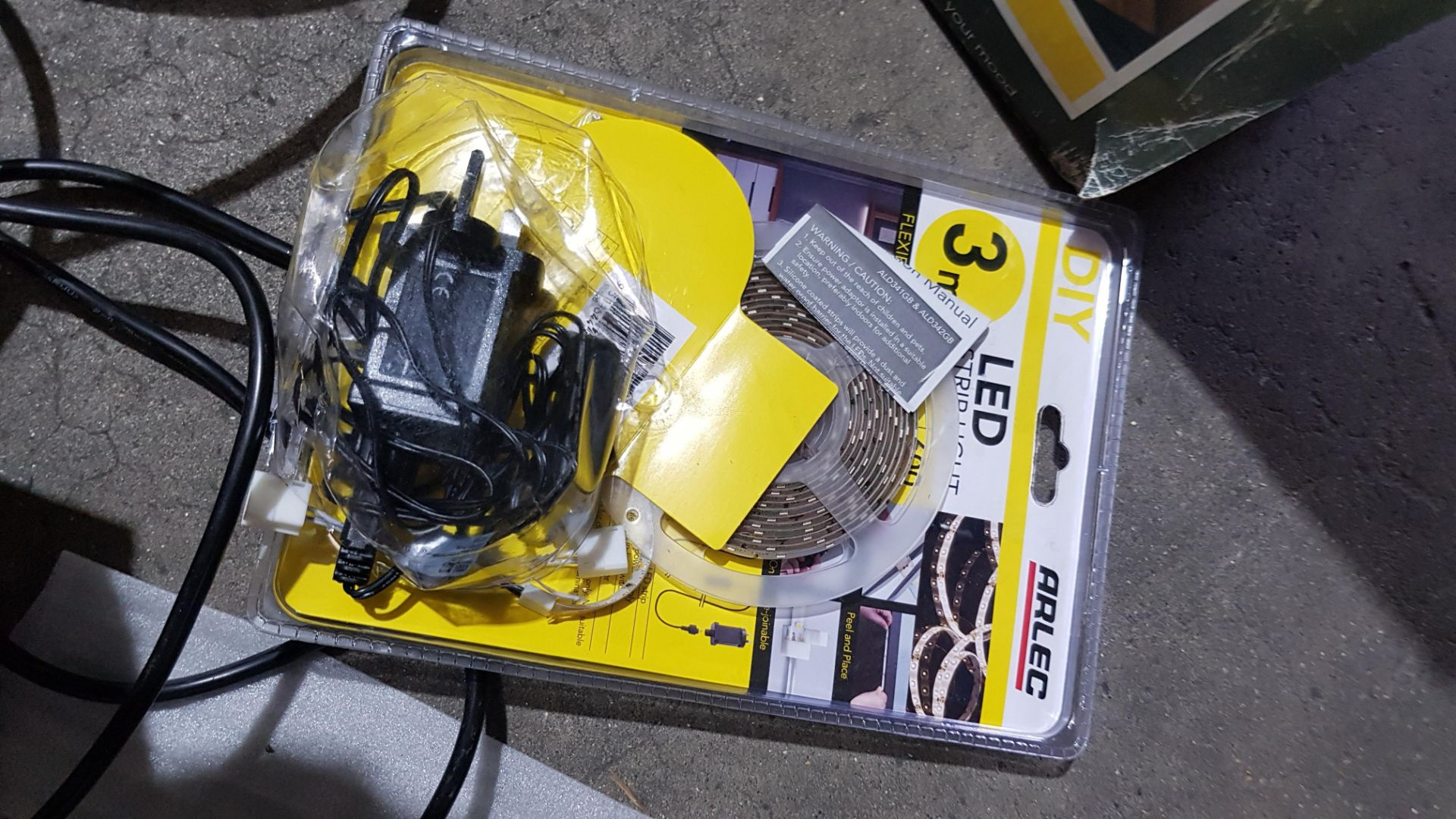(3F) Fibre Optic / LED Lighting Lot. To Include 1x Optic Lighting InFloor Fibre Optic Lighting Kit. - Image 10 of 12