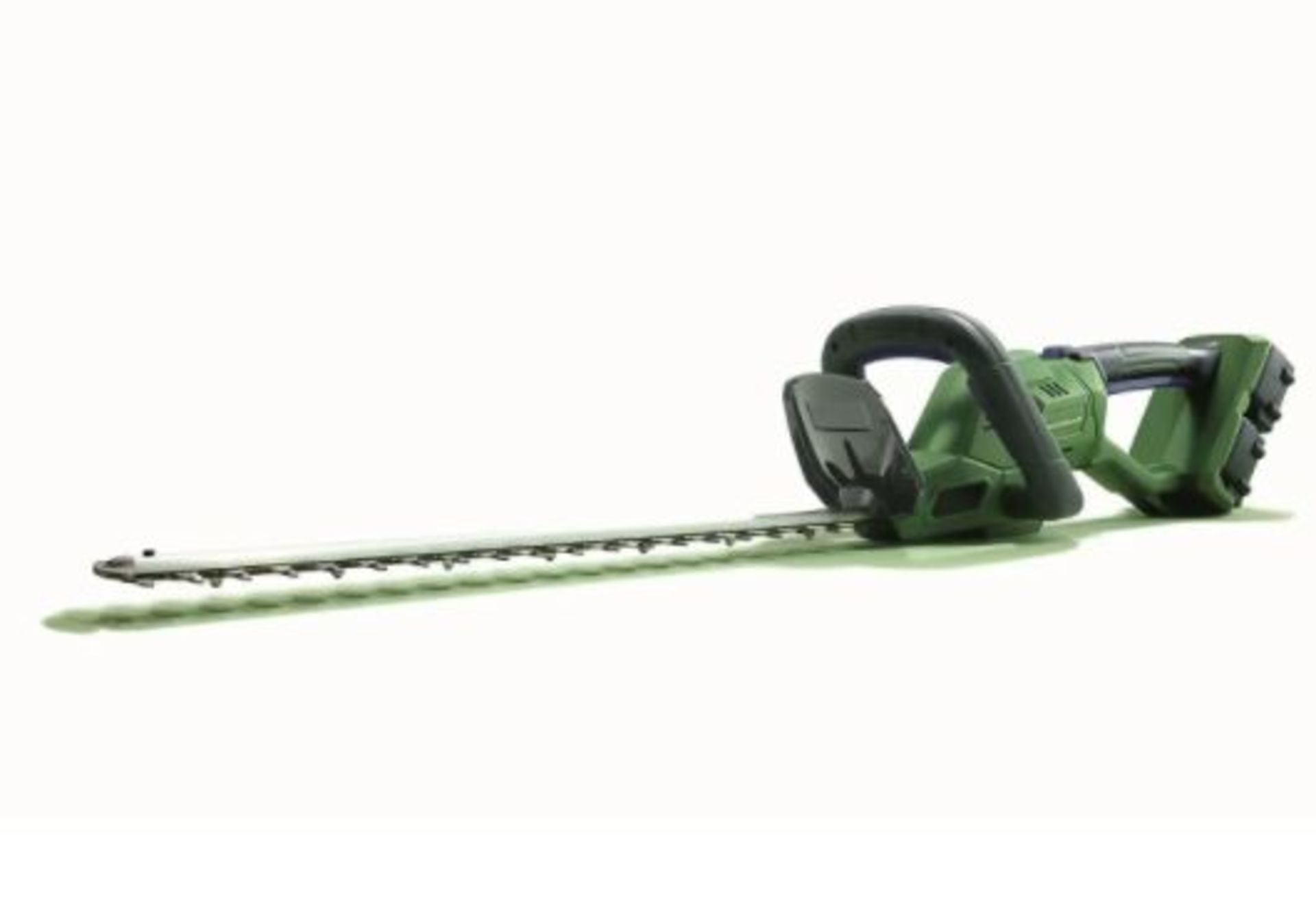 (P5) 2x Powerbase Items. 1x 52cm 40V Cordless Hedge Trimmer RRP £90 (Unit Appears Clean., Unused Wi