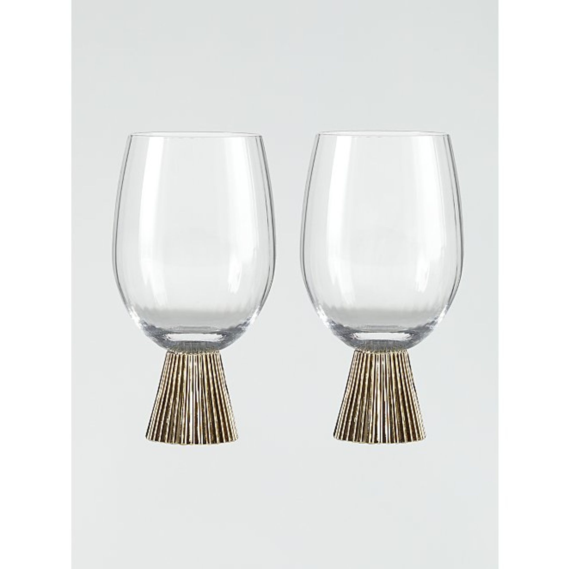 Glass Lot – Approx. 65x Items. To Include 16x Wine Glasses. 3x Large Gin Glasses. 12x Soda Glasses. - Image 2 of 21