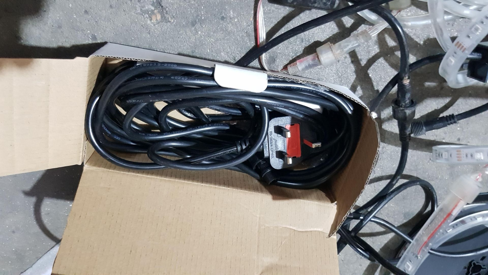 (3F) Fibre Optic / LED Lighting Lot. To Include 1x Optic Lighting InFloor Fibre Optic Lighting Kit. - Image 11 of 12