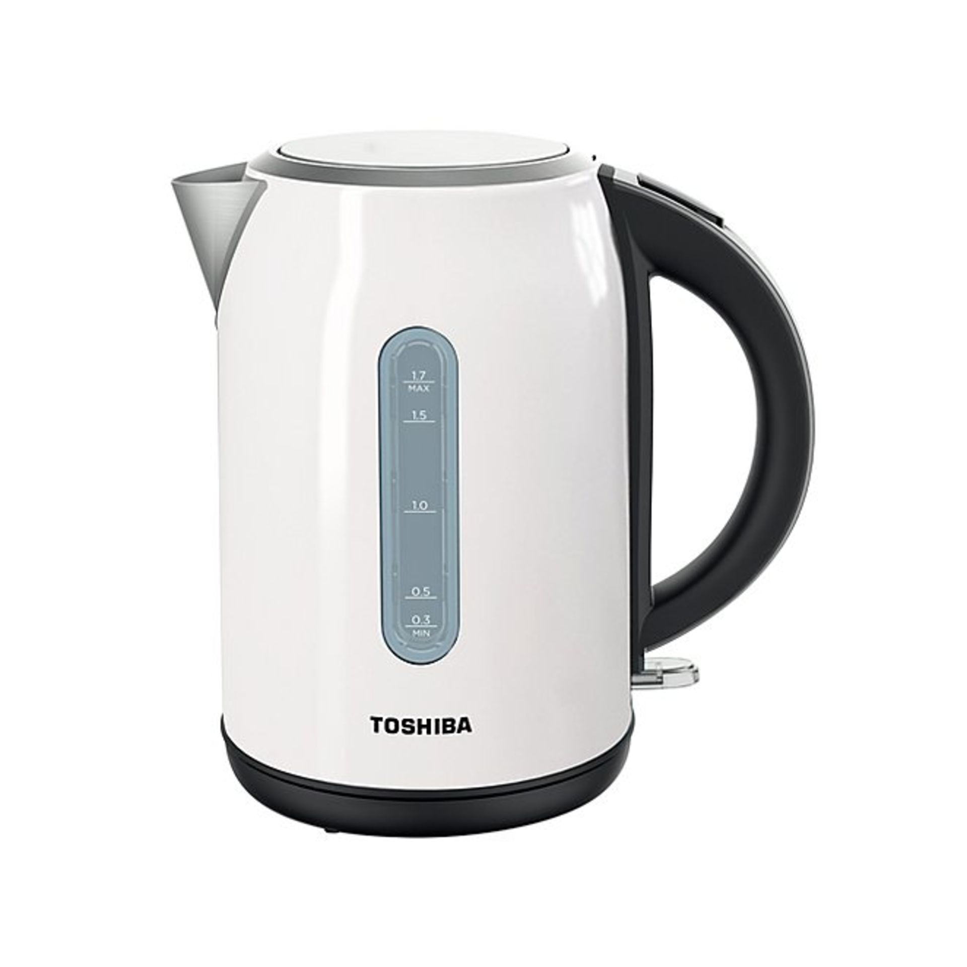 (15) 4x Items, 1x Toshiba Rapid Boiling Electric Kettle Cream. 1x Toshiba Rapid Boiling Electric Ke - Image 2 of 12