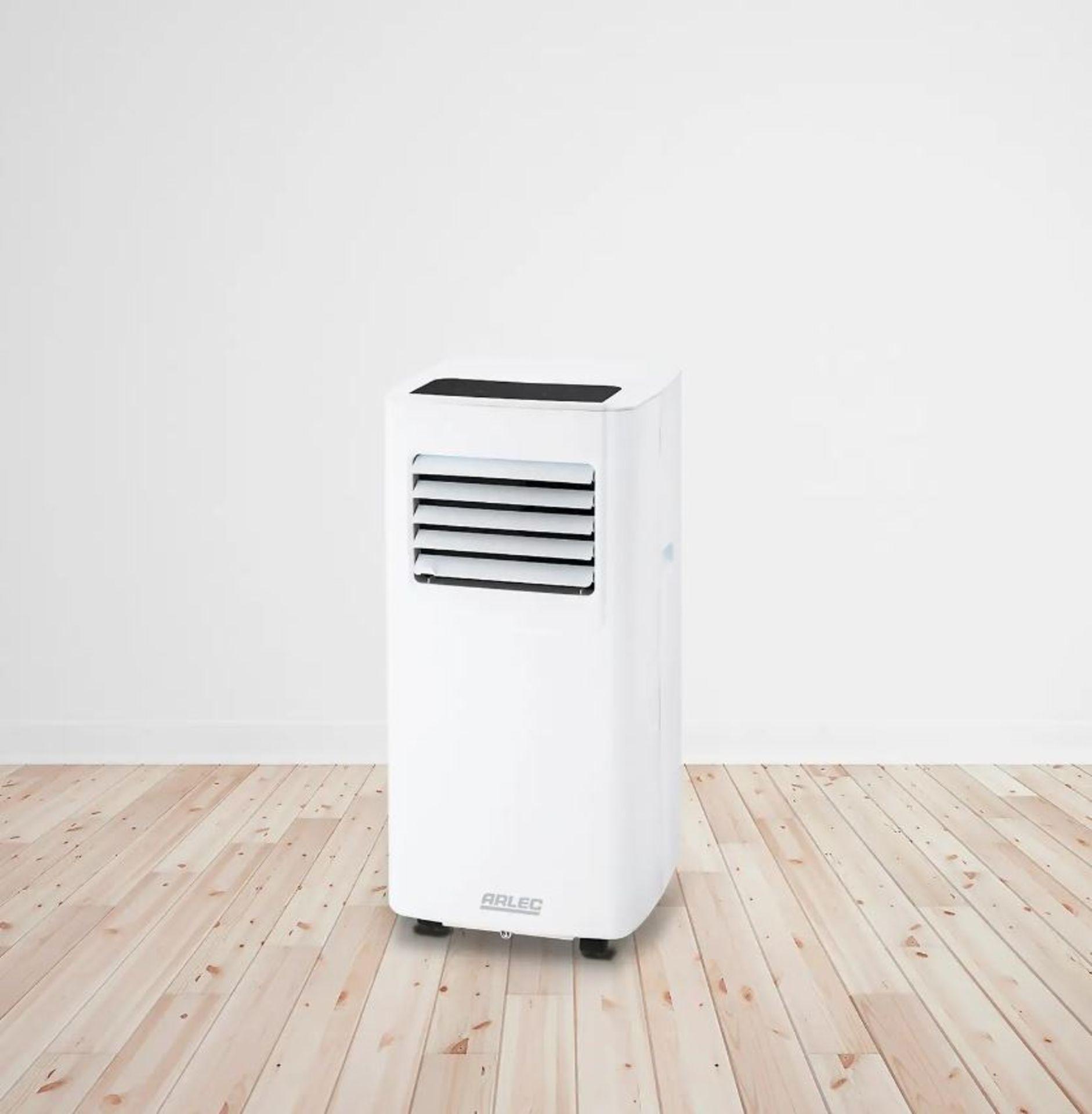 (P2) 1x Arlec Portable Air Conditioner 5000 BTU/h. RRP £300.00.