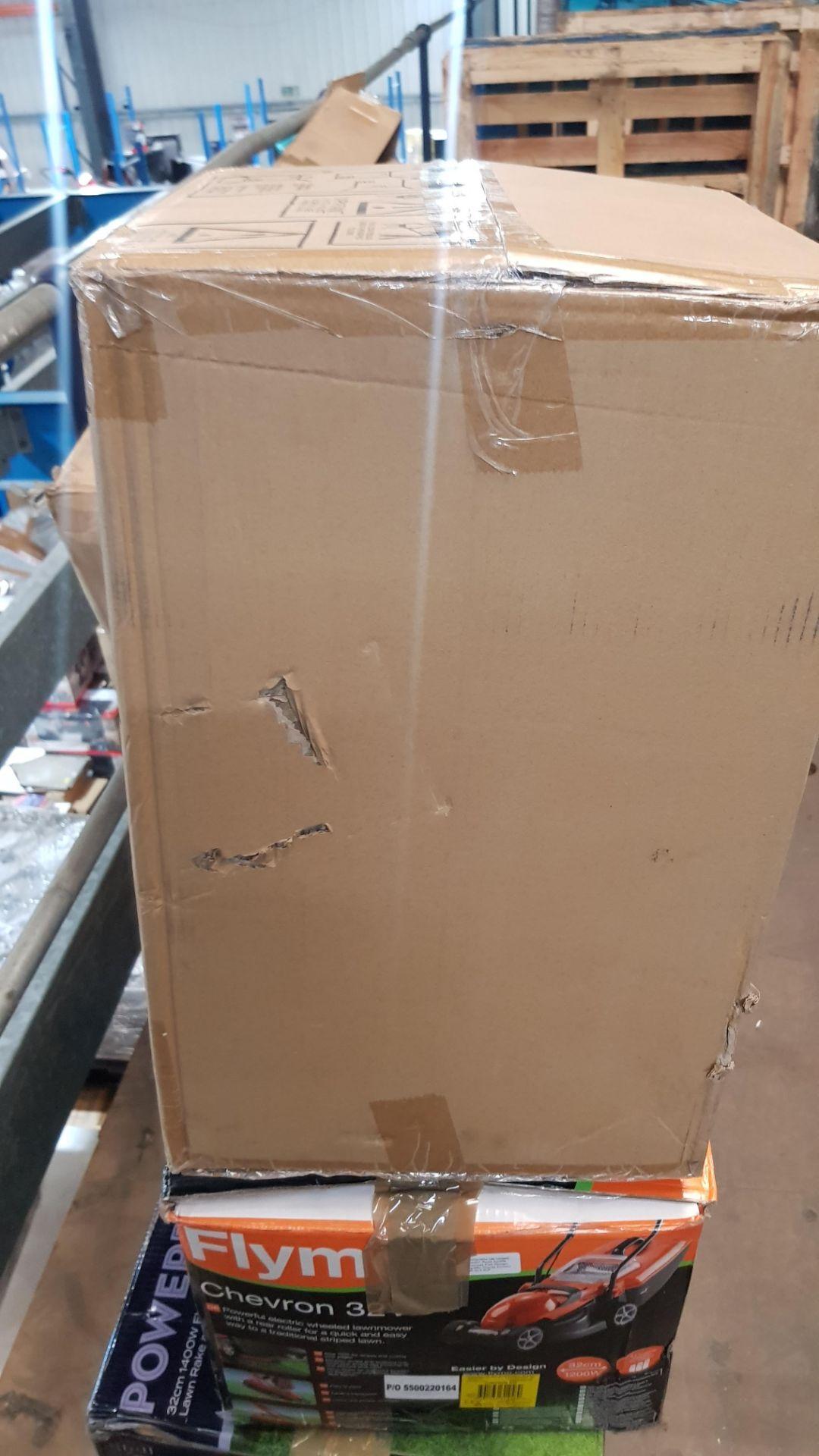 (P6) 1x La Hacienda Venezuela Clay Chimenea RRP £60. New, Sealed Item, With Slight Box Damage. - Image 3 of 4