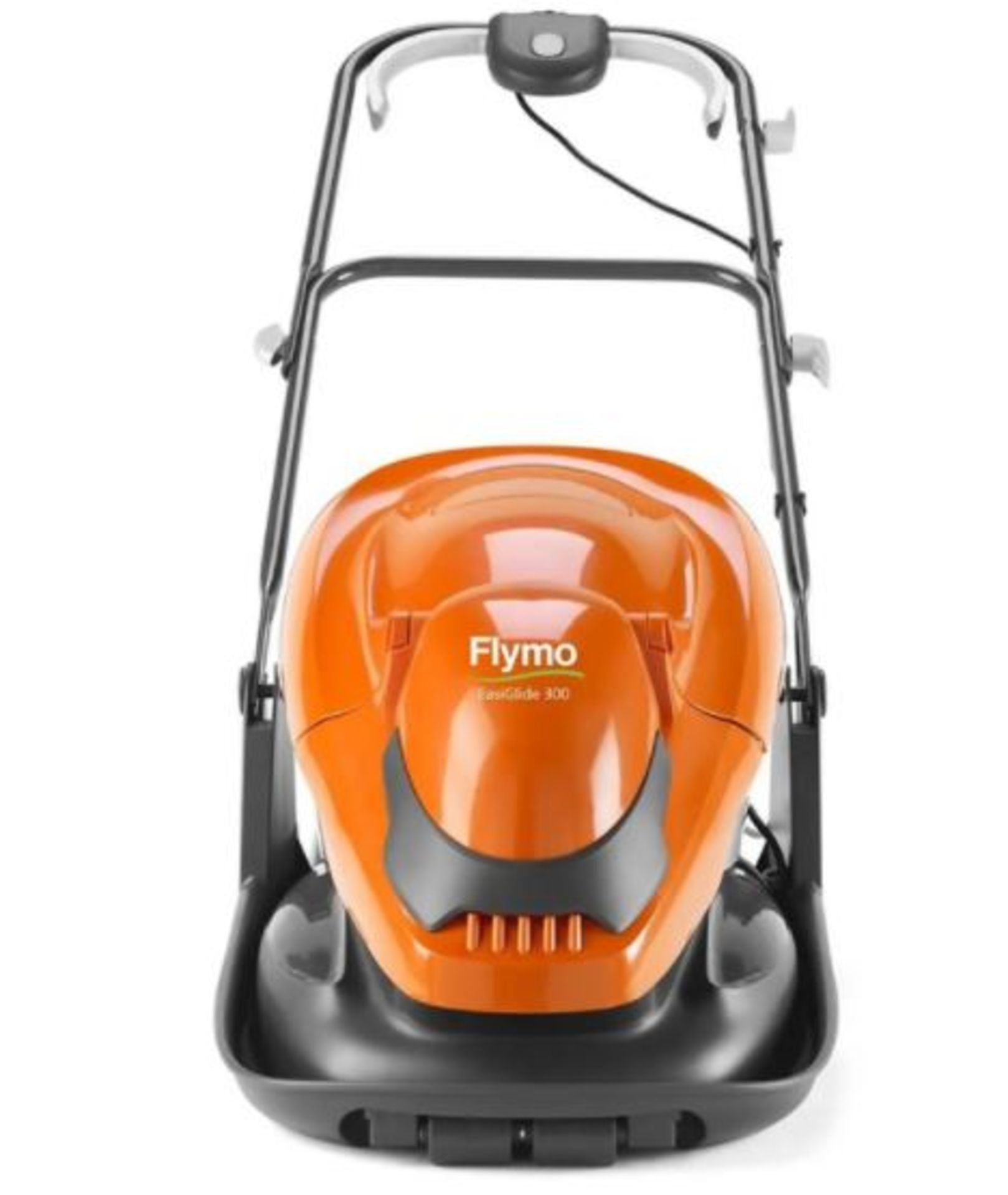 (P6) 2x Flymo EasiGlide 300 RRP £99 Each. Hover Collect Lawnmower.