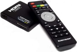 (15G) 1x Sumvision Cyclone Micro 2+ MKV Player. 5.1 Surround Sound, Full HD HDMI 1080p Multi Media