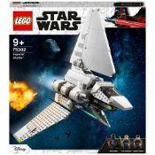 (15G) 1x Lego Star Wars Imperial Shuttle Building Set RRP £69.99. (Model 75302)