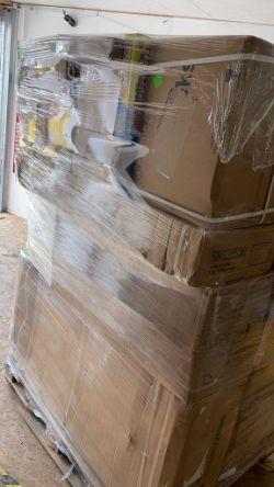 (DF04) Pallet Of Raw Online Customer Returns Stock