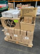 Pallet of Stationary,Asda stock, adhesives, bindings and more. RRP:£1500. Unmanifested Pallet.