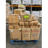 Pallet of staple removers, mouse mats, adhesives and more. RRP:£1500. Unmanifested Pallet.