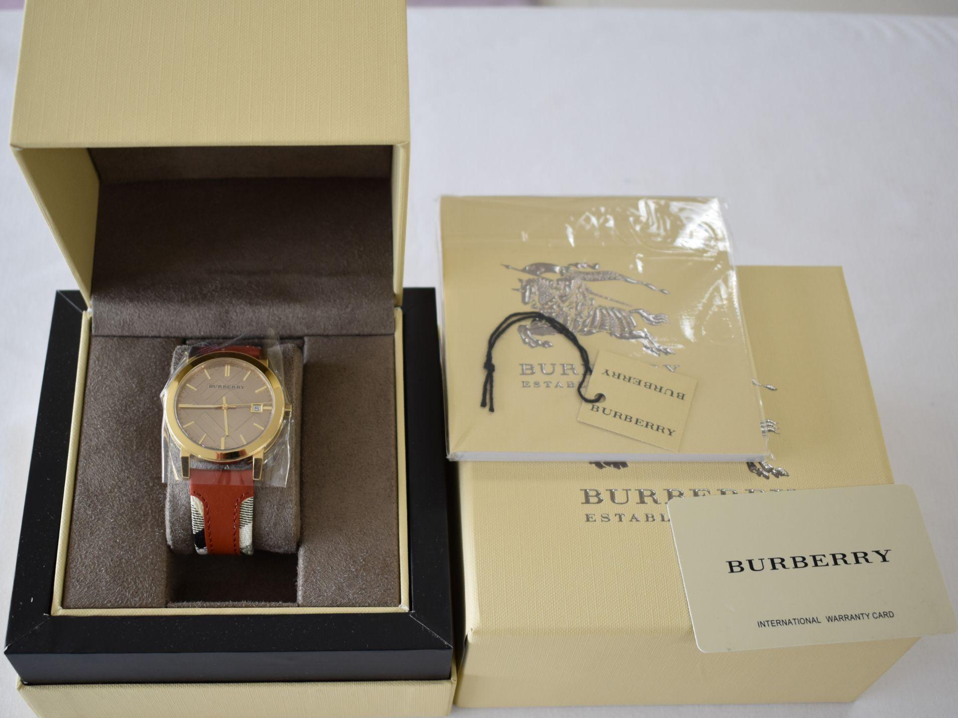 Burberry BU9016 Ladies Watch