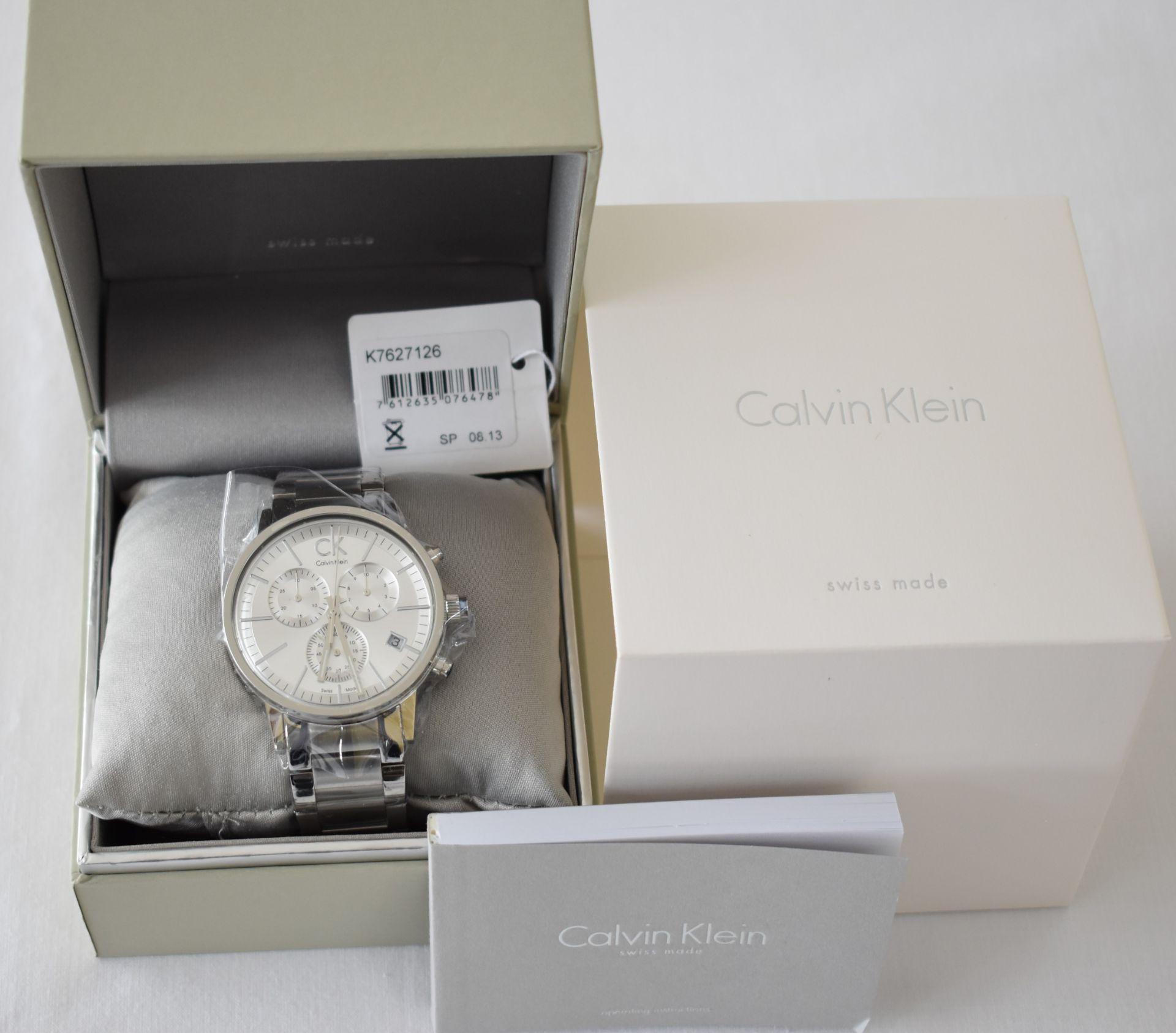 Calvin klein K7627126 Men's Watch - Image 2 of 2