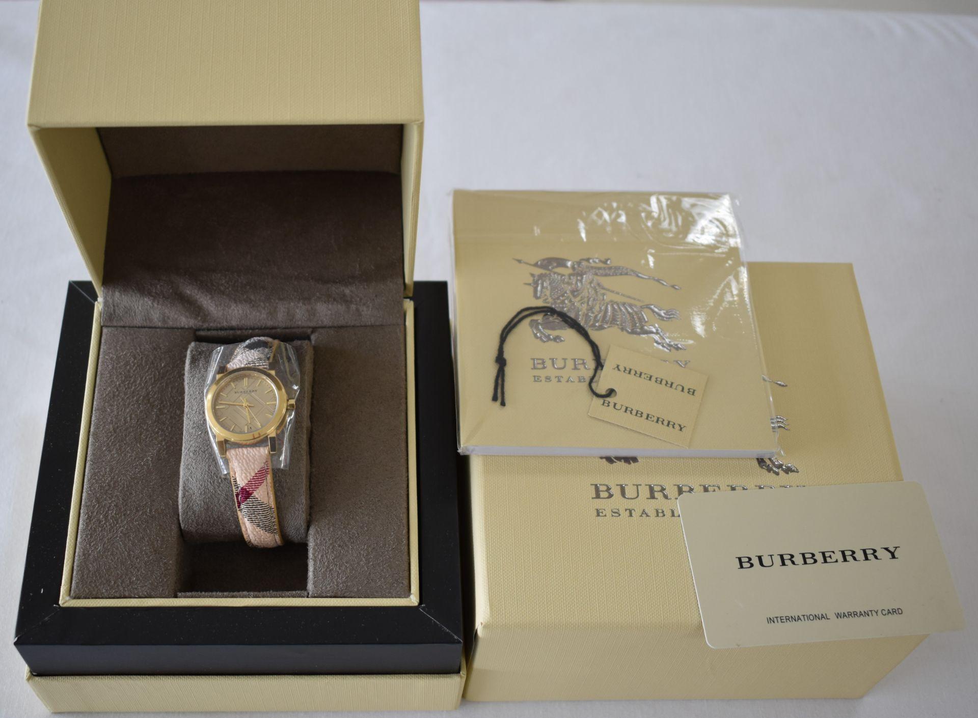 Burberry BU9219 Ladies Watch