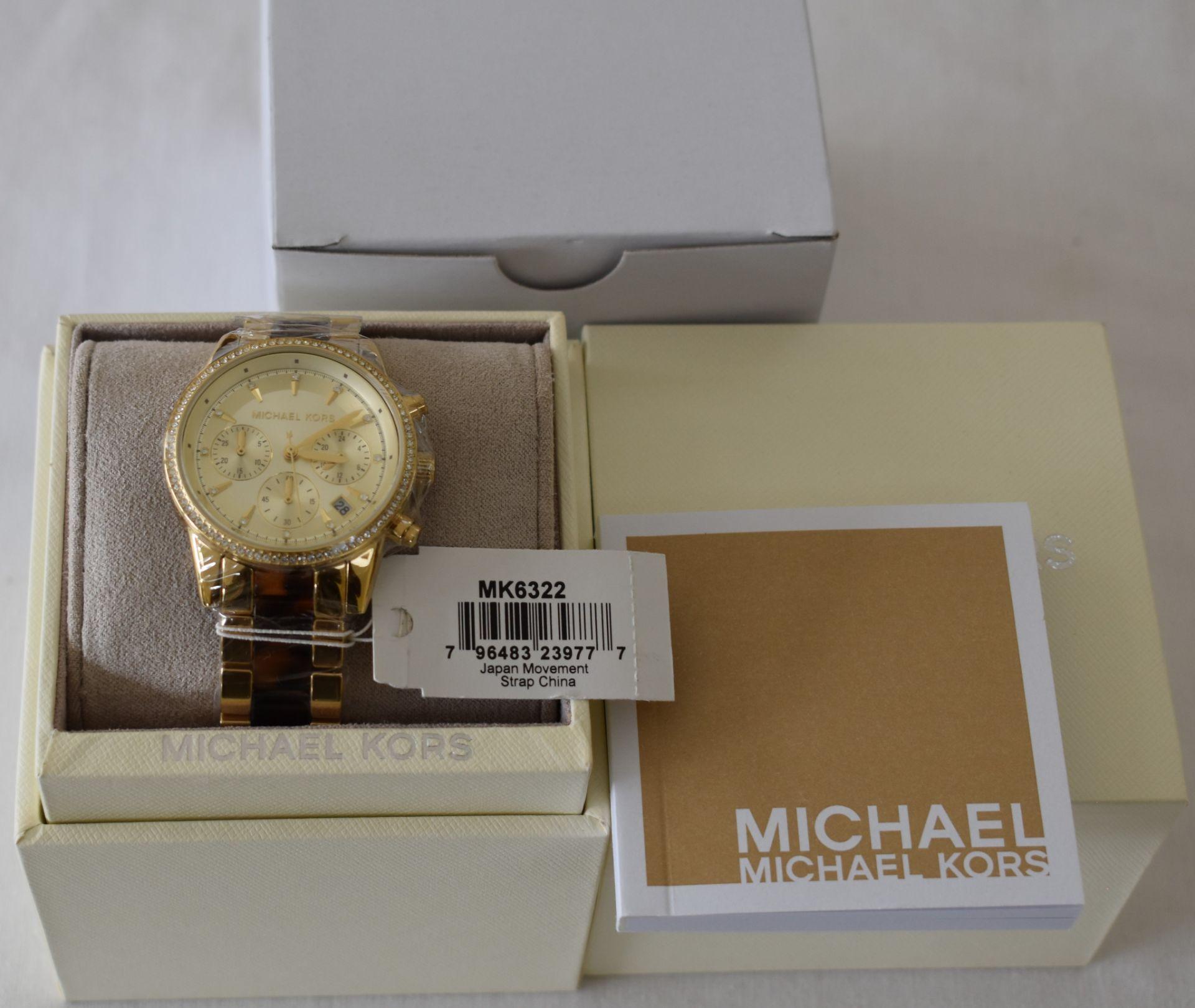 Michael Kors MK6322 Ladies Watch