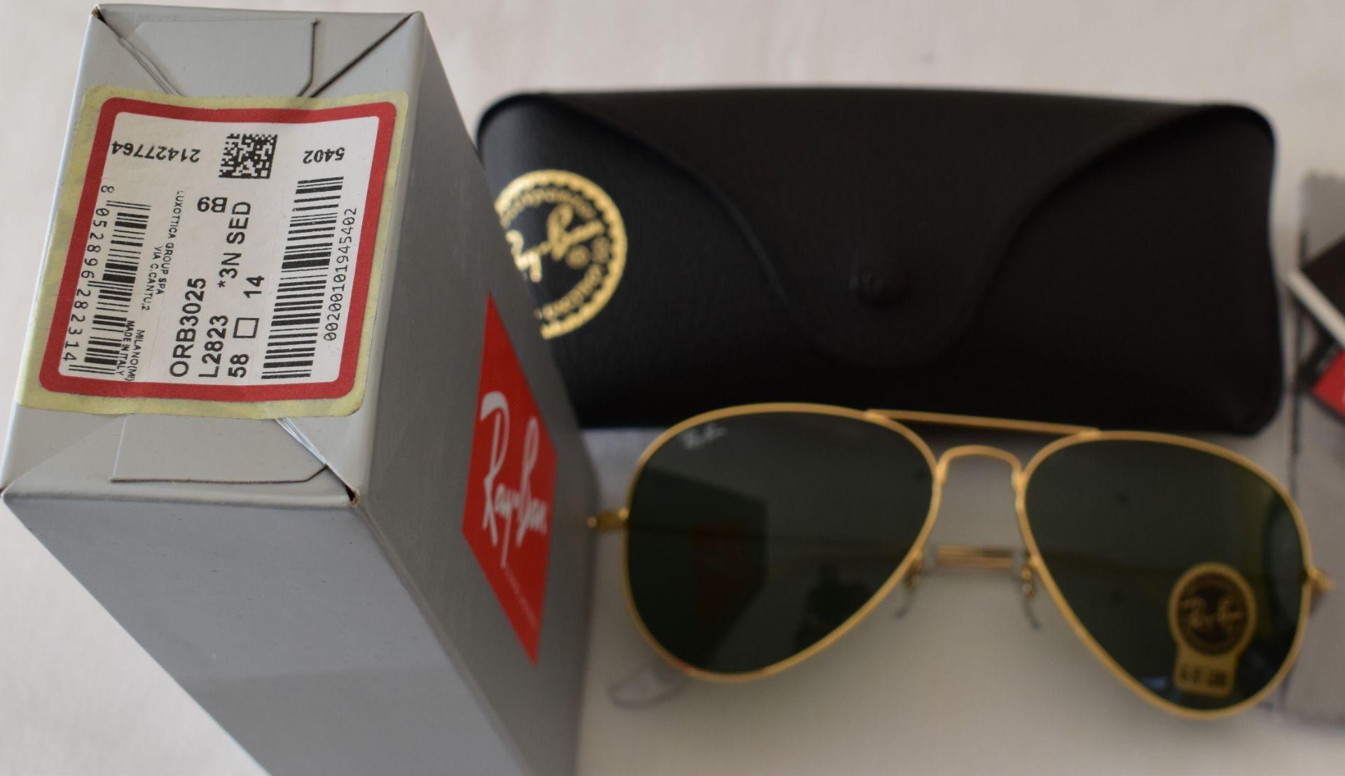 Ray Ban Sunglasses ORB3025 L2823*3N - Image 2 of 2