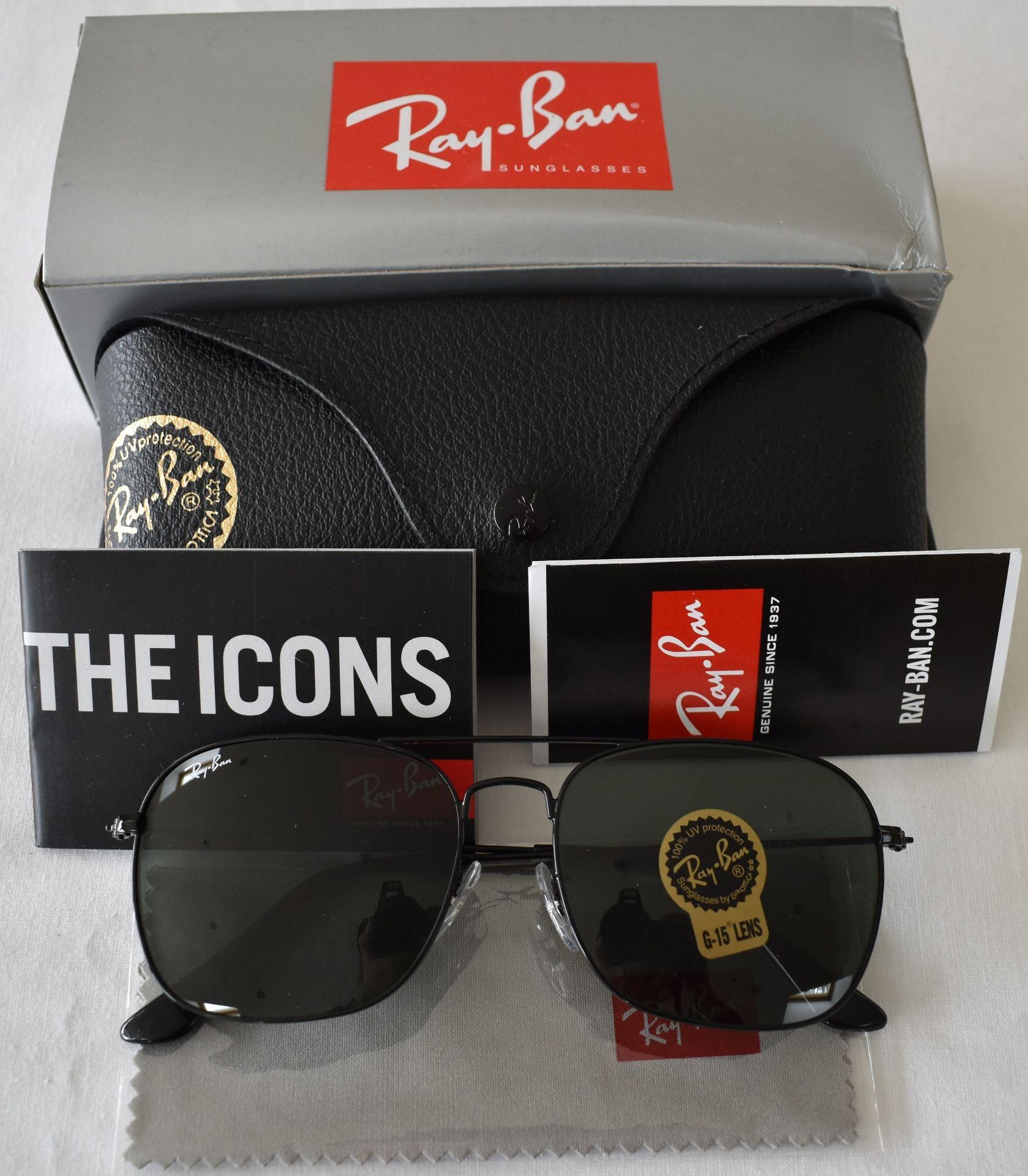 Ray Ban Sunglasses ORB3136 002 *3N