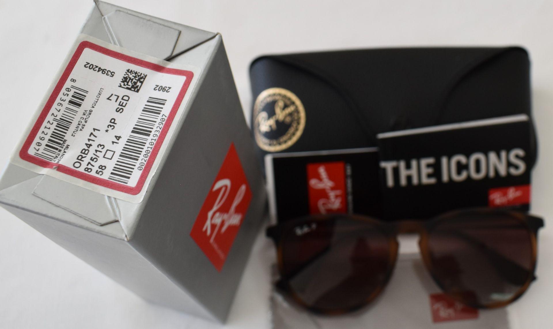 Ray Ban Sunglasses ORB4171 875/13 *3P - Image 3 of 3