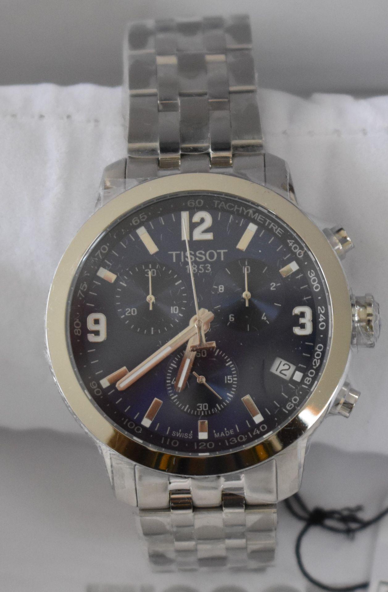 Tissot Men's Watch TO55.417.11.047.00 - Image 3 of 3