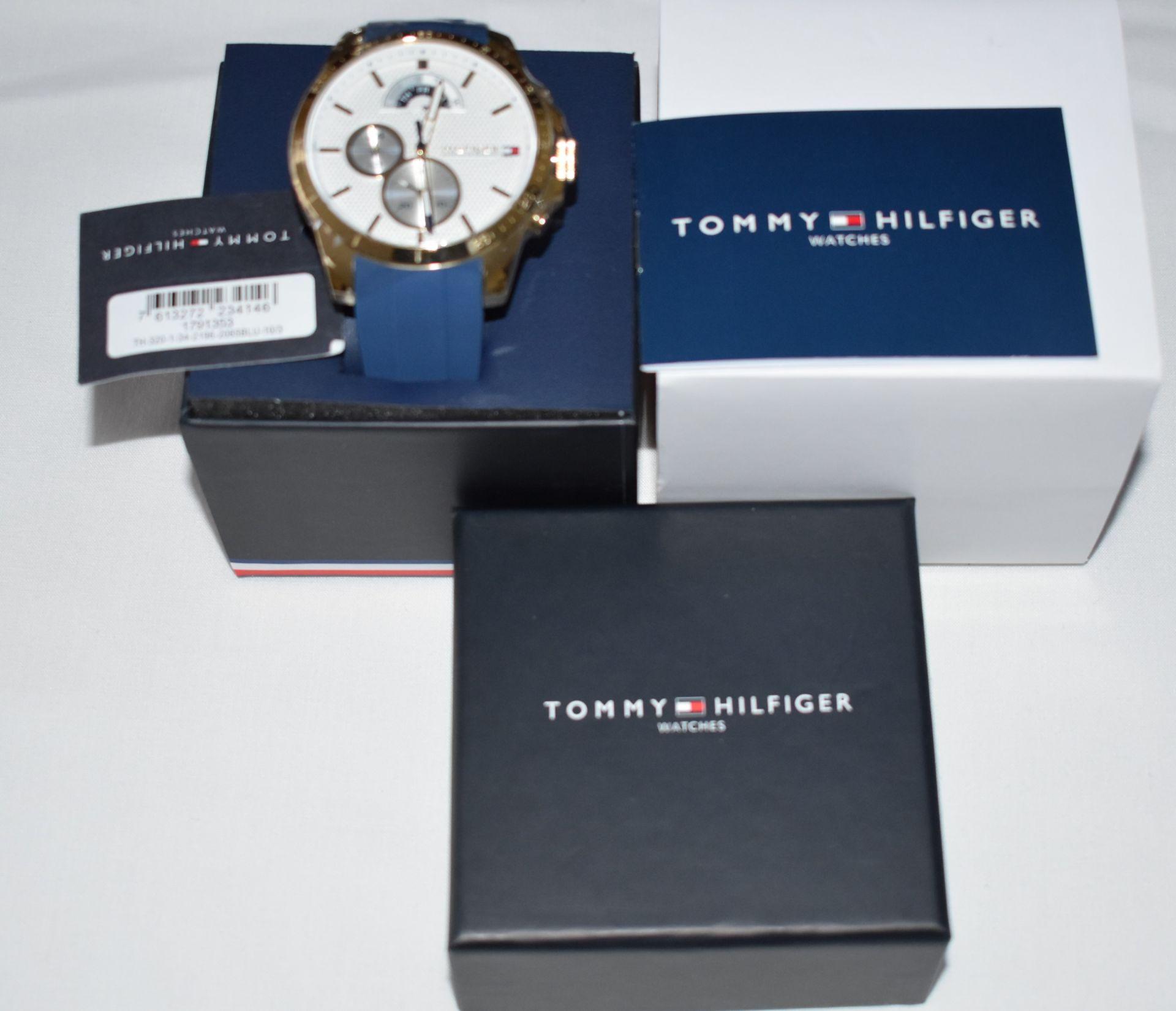 Tommy Hilfiger Men's Watch 1791353
