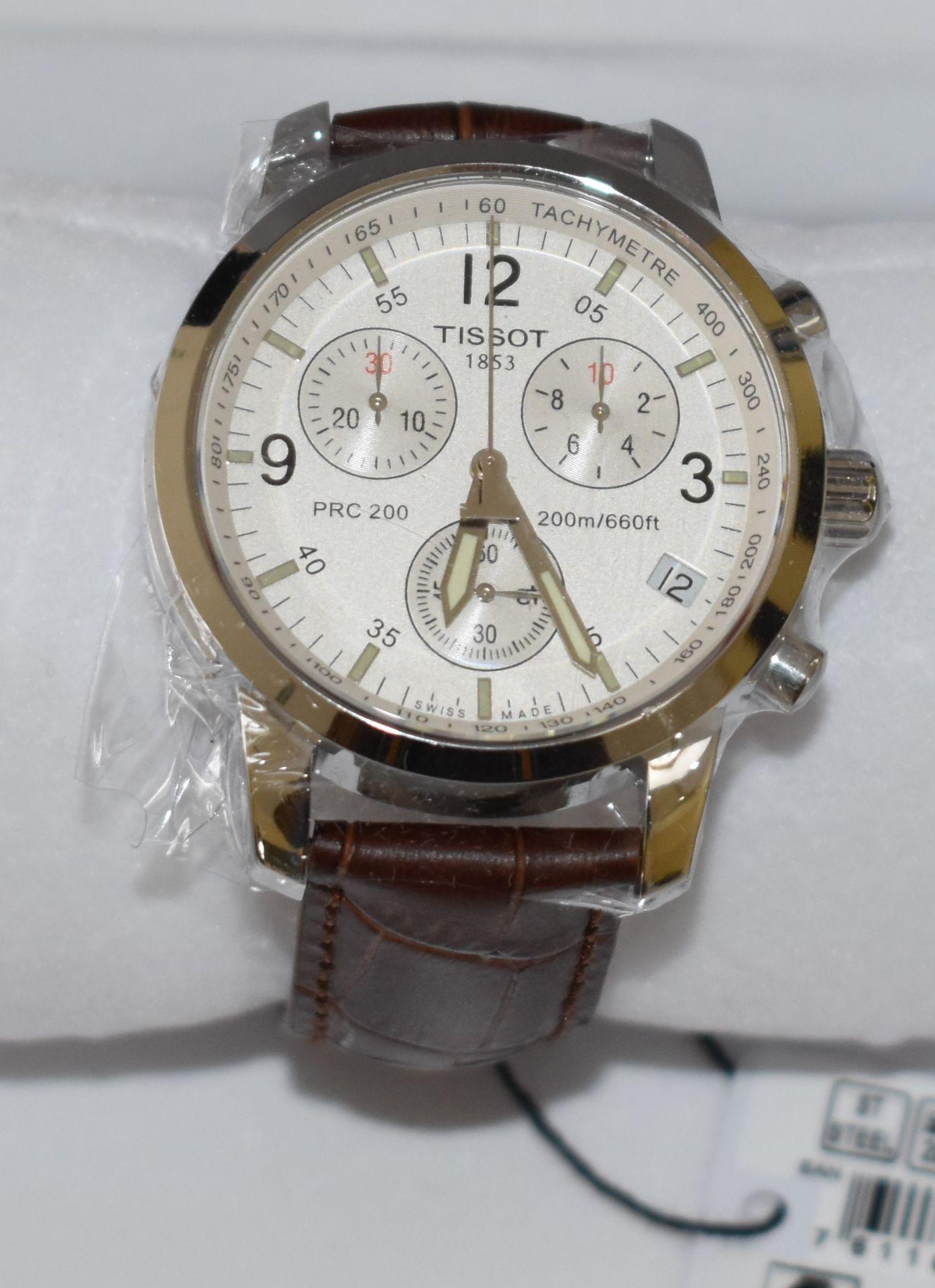 Tissot Men's Watch T17.516.32 - Image 2 of 2