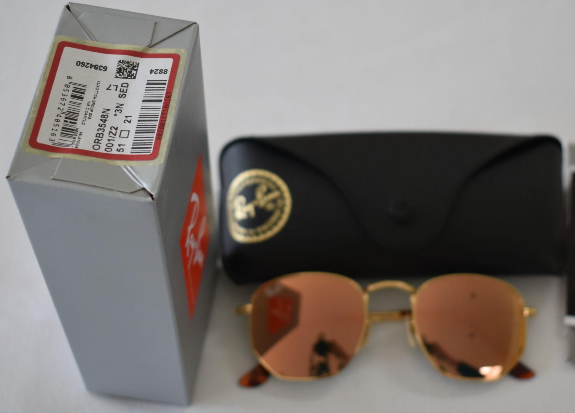 Ray Ban Sunglasses ORB3548N 001/Z2 *3N - Image 2 of 2