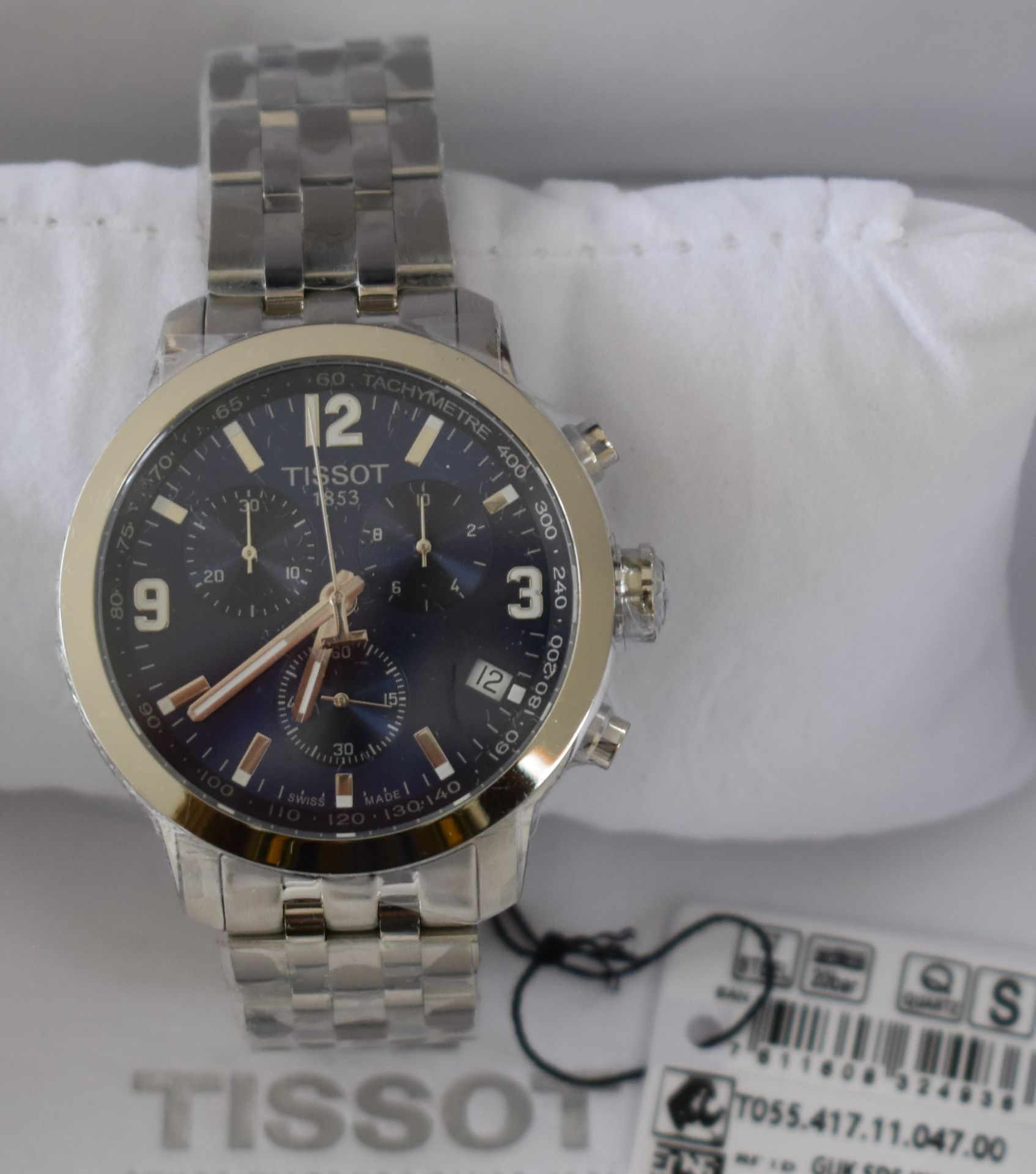 Tissot Men's Watch TO55.417.11.047.00 - Image 2 of 3