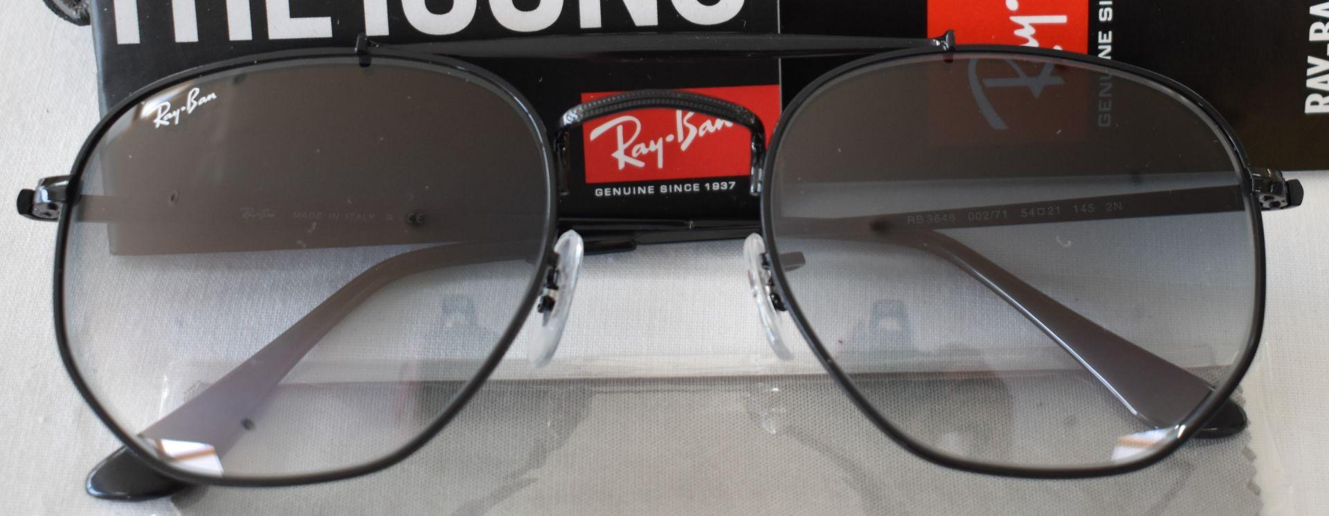 Ray Ban Sunglasses ORB3648 002/71 *2N - Image 2 of 3