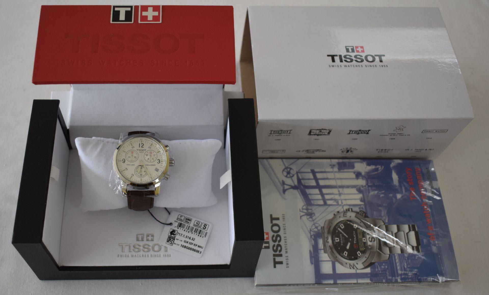 Tissot Men's Watch T17.516.32