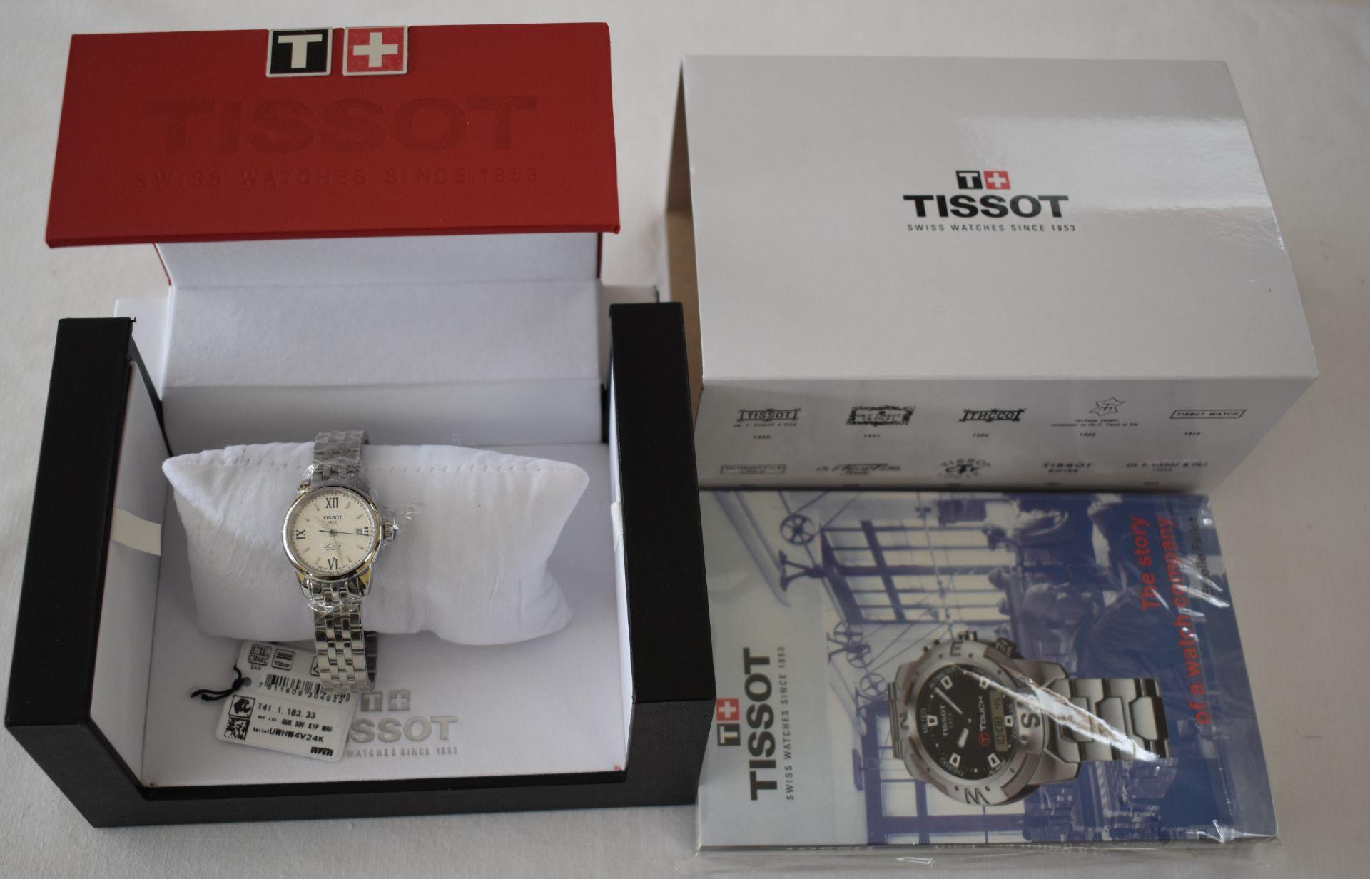 Tissot Ladies Watch TO41.1.183.33 - Image 3 of 3