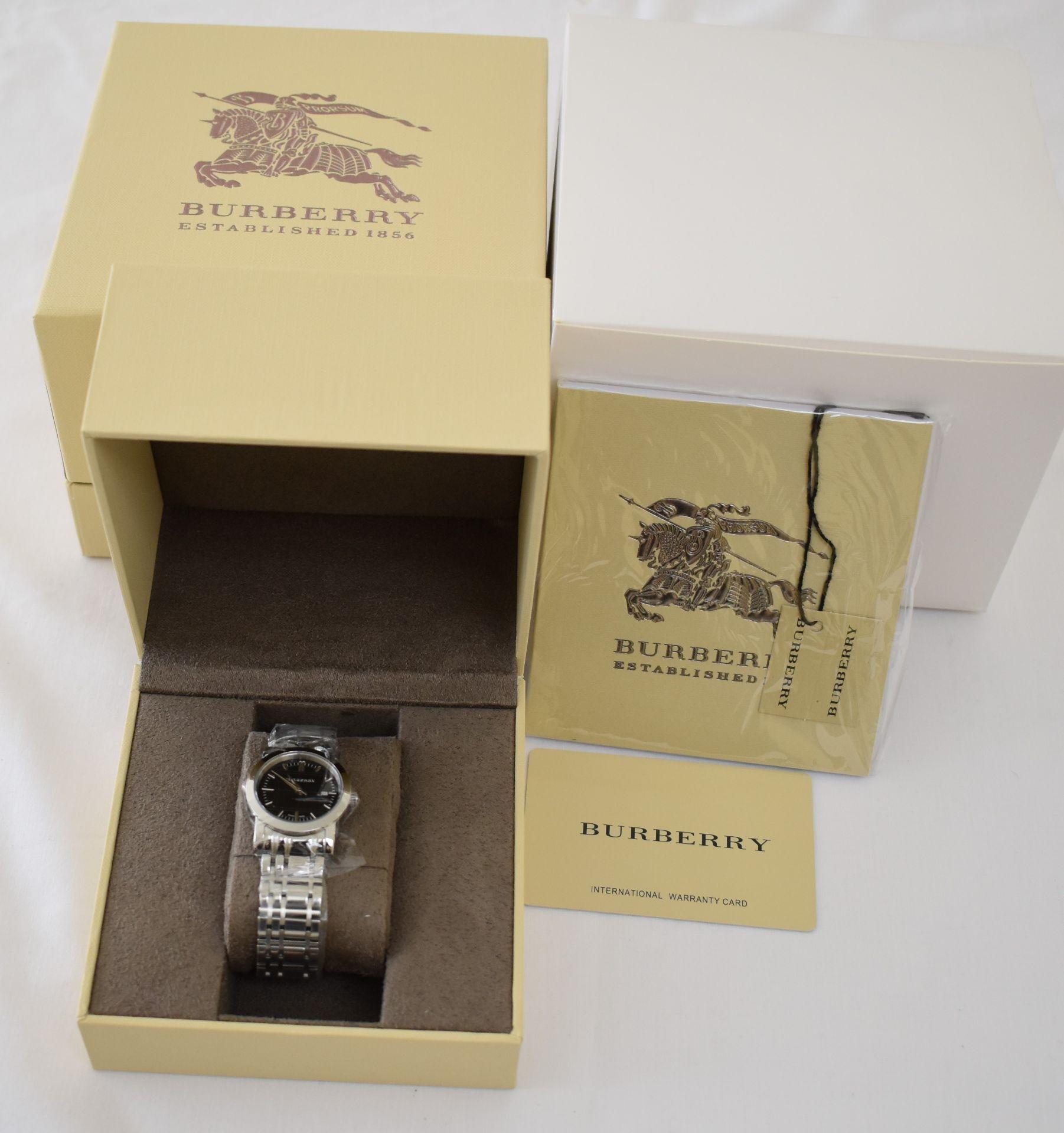Burberry BU1365 Ladies Watch