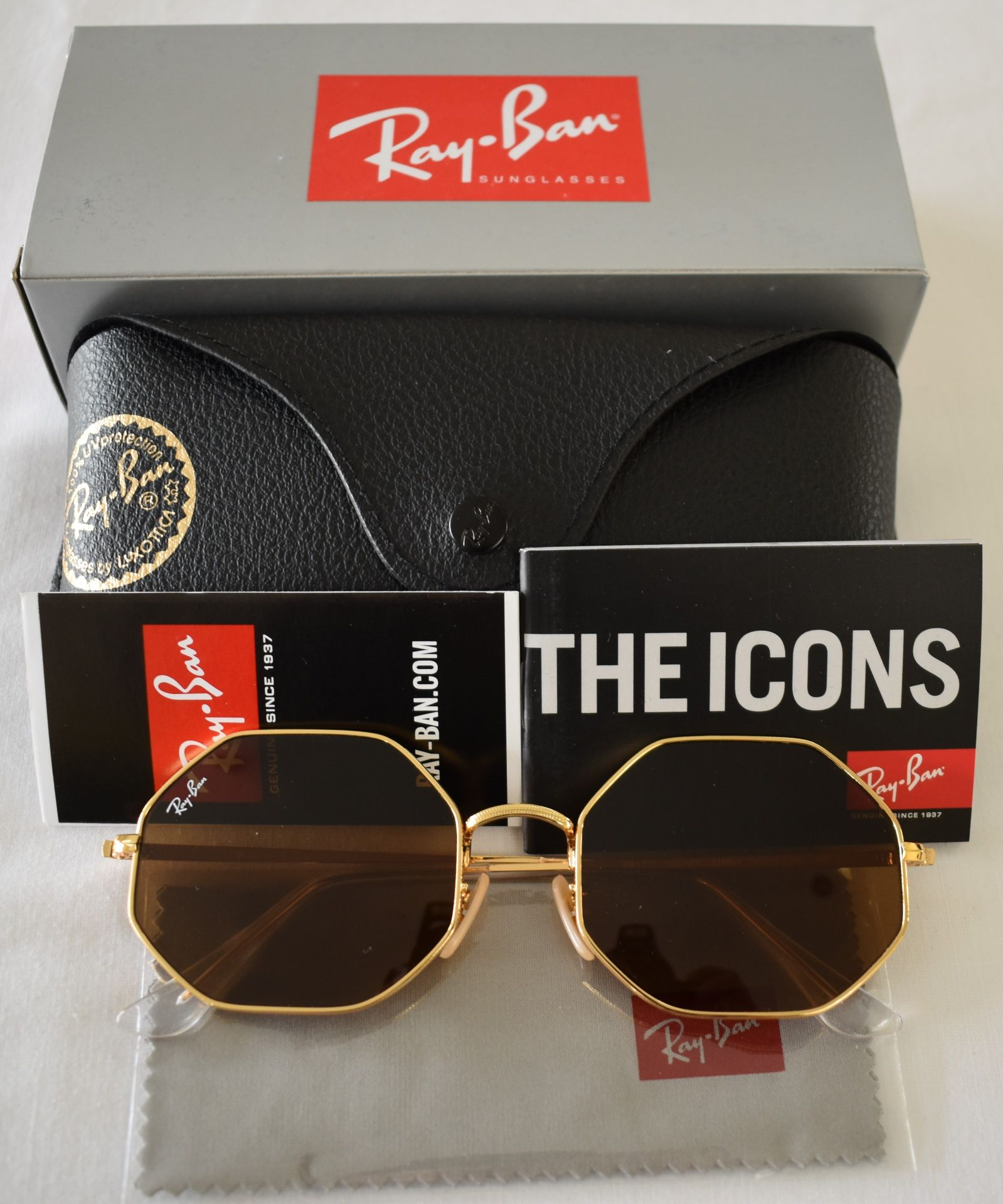 Ray Ban Sunglasses ORB1972 919633 *3N