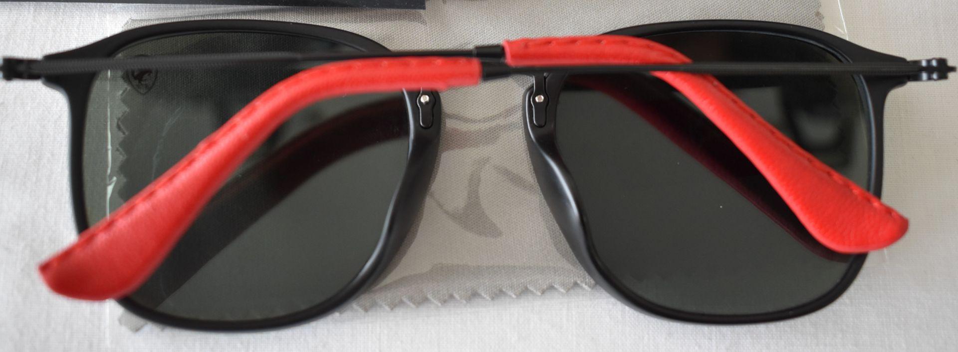 Ray Ban Sunglasses(Ferrari) ORB2448N 614/30 *3N - Image 3 of 4