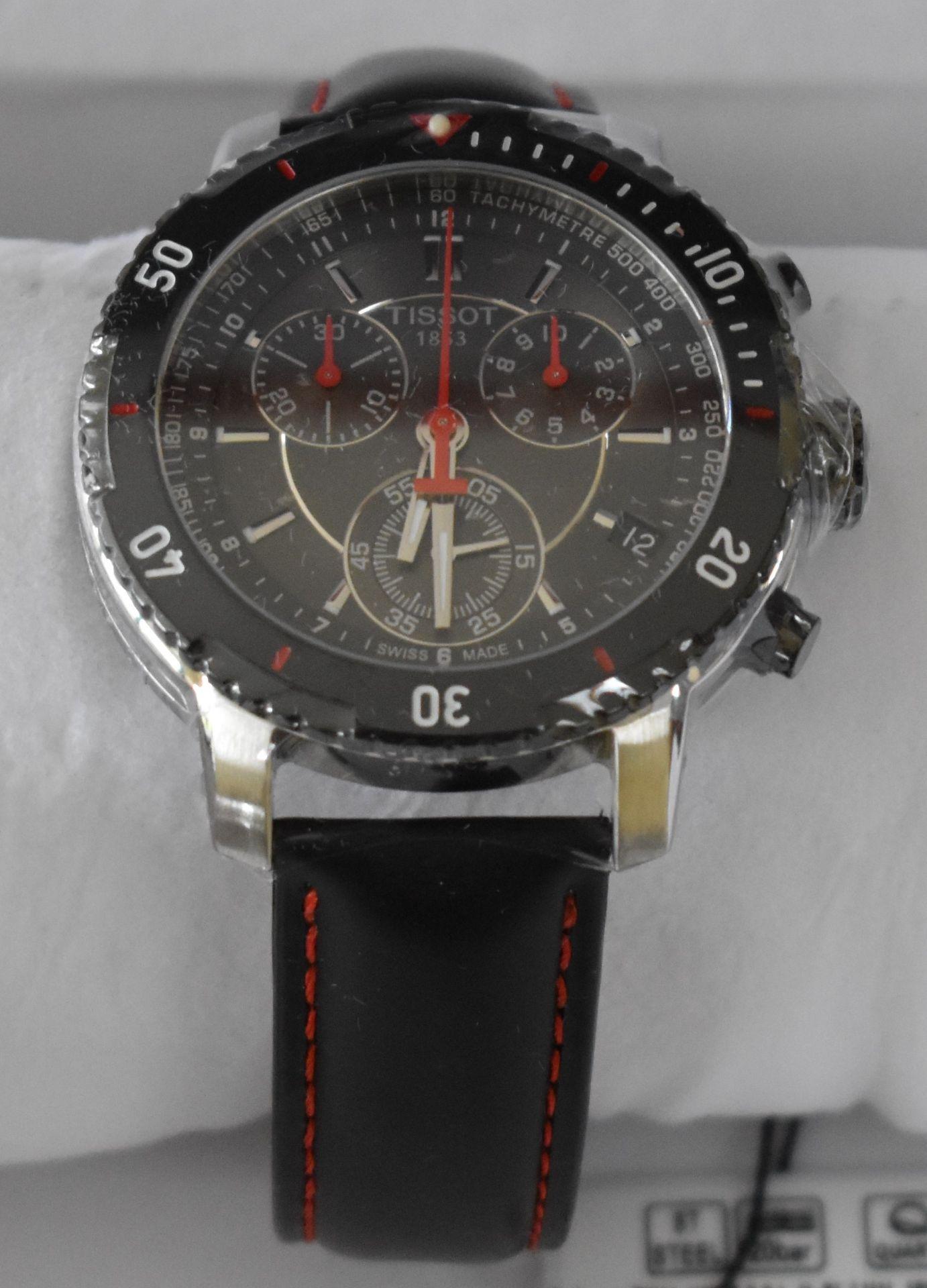 Tissot Men's watch TO67.417.26.051.00