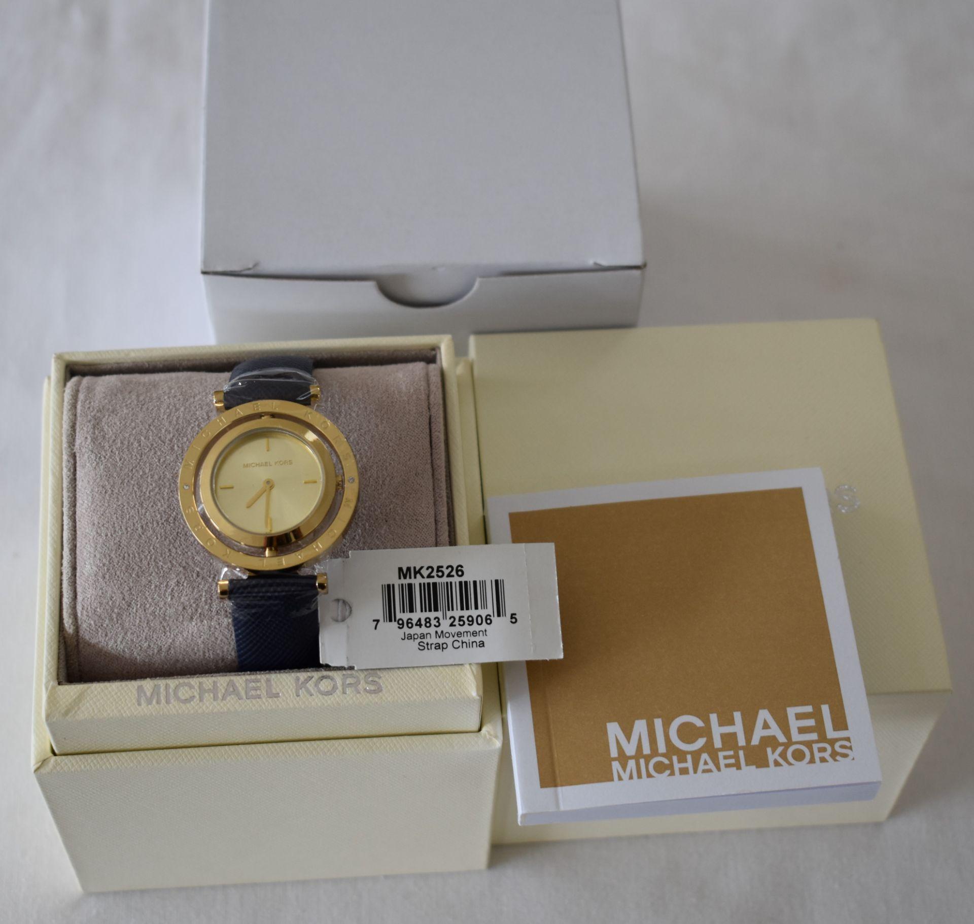Michael Kors MK2526 Ladies Watch