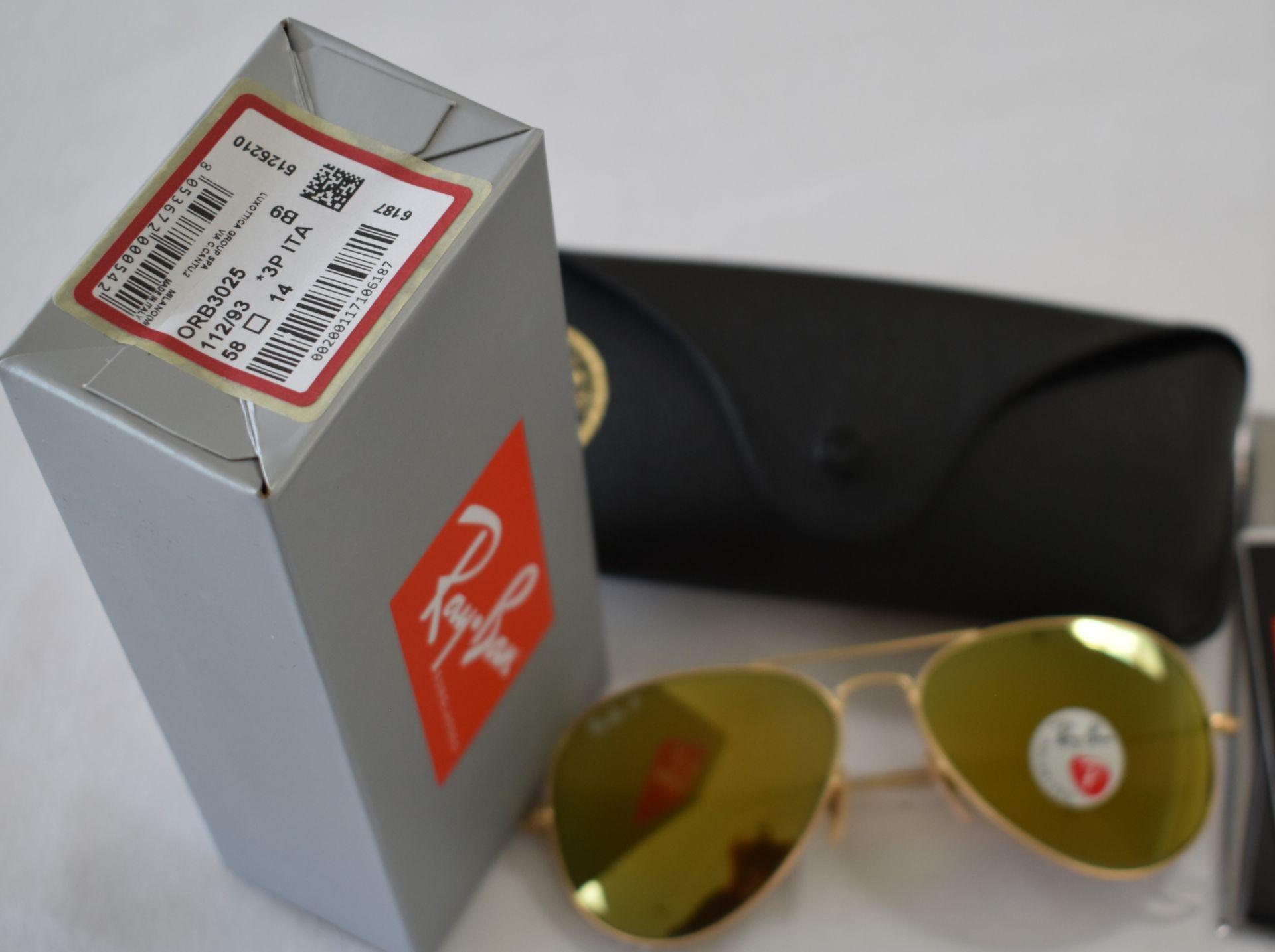 Ray Ban Sunglasses ORB3025 112/93 *3P - Image 2 of 2