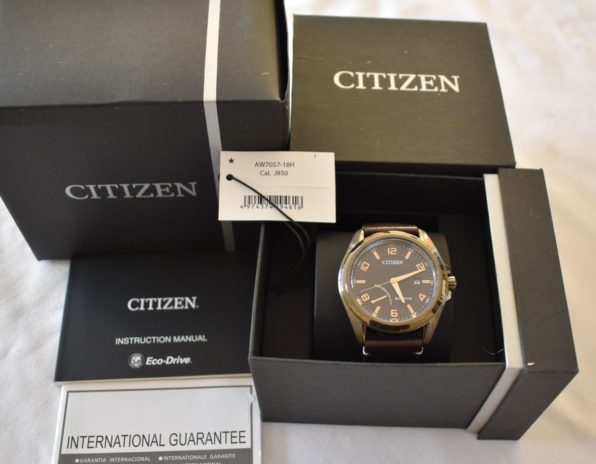 Citizen Men's Watch AW7057-18H - Image 3 of 3