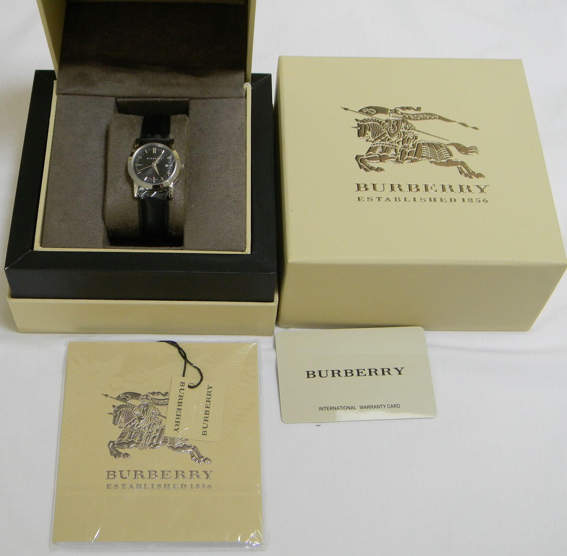 Burberry BU1355 Ladies Watch